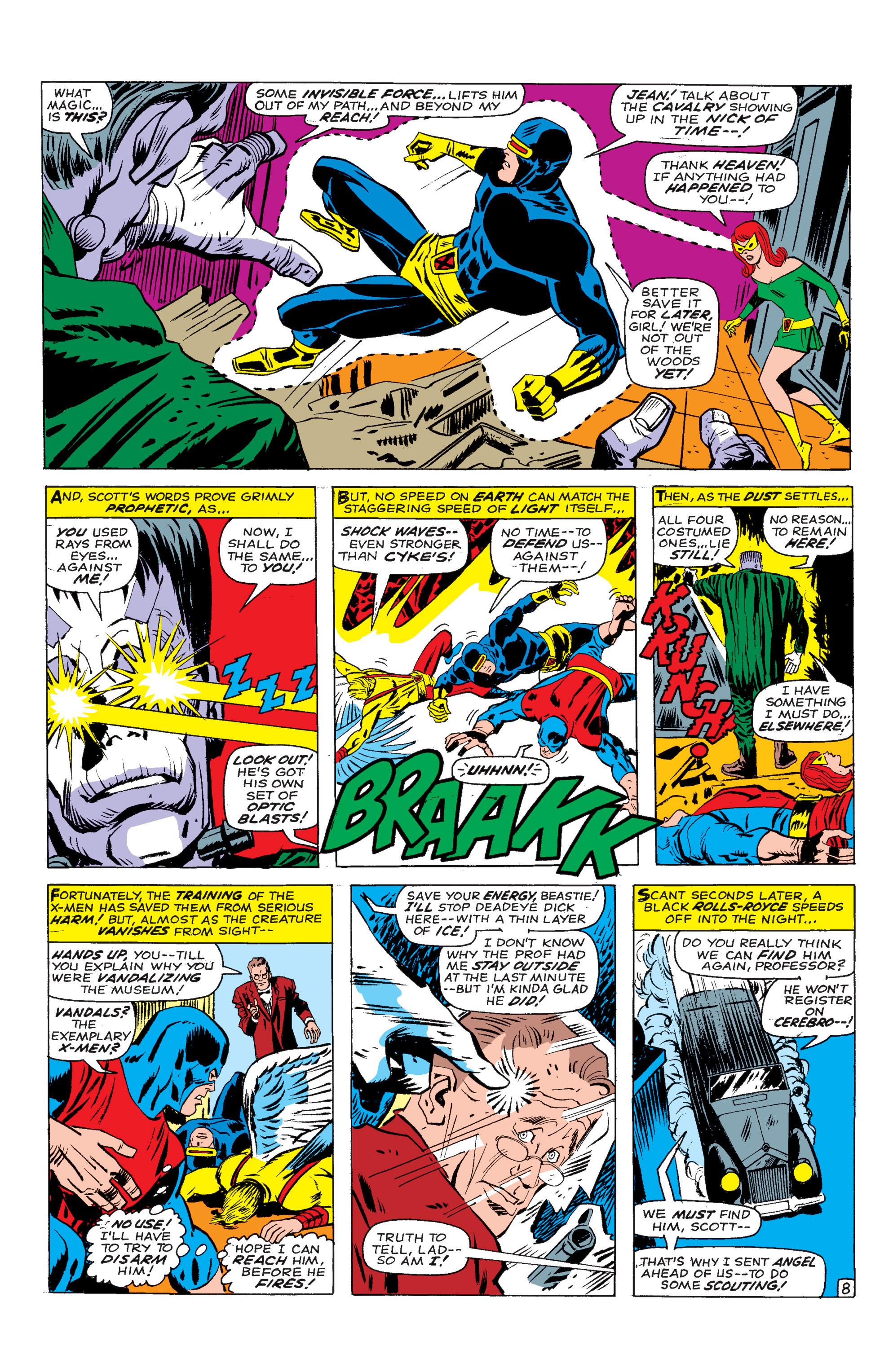 Uncanny X-Men (1963) 40 Page 8
