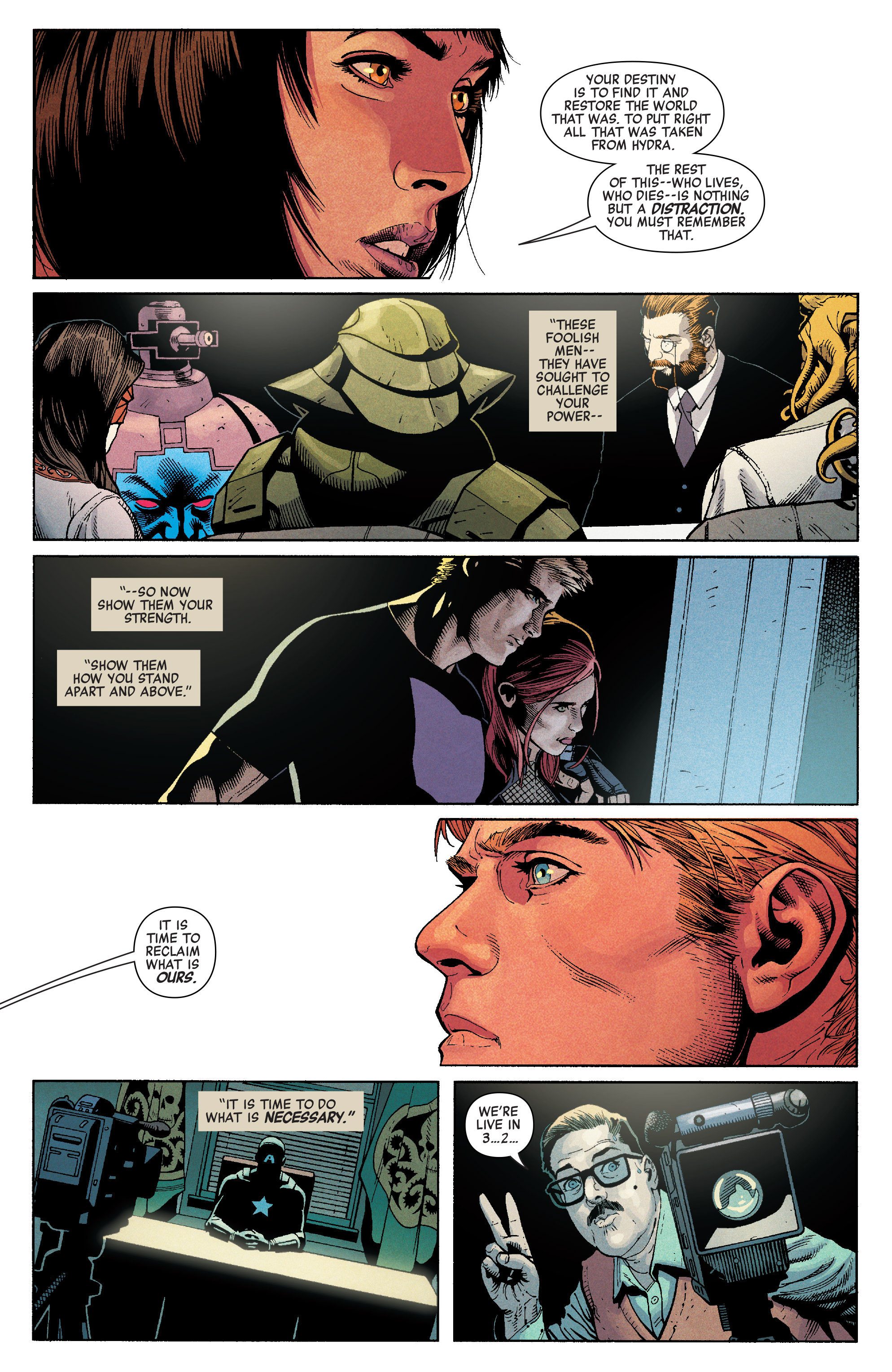 Read online Secret Empire comic -  Issue #1 - 37