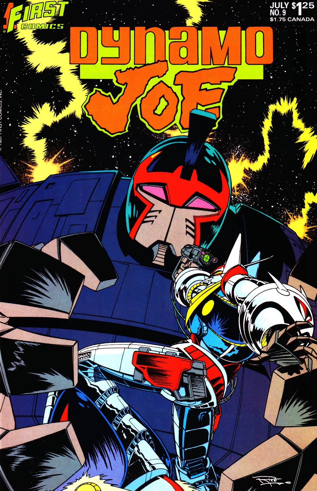 Dynamo Joe issue 9 - Page 1