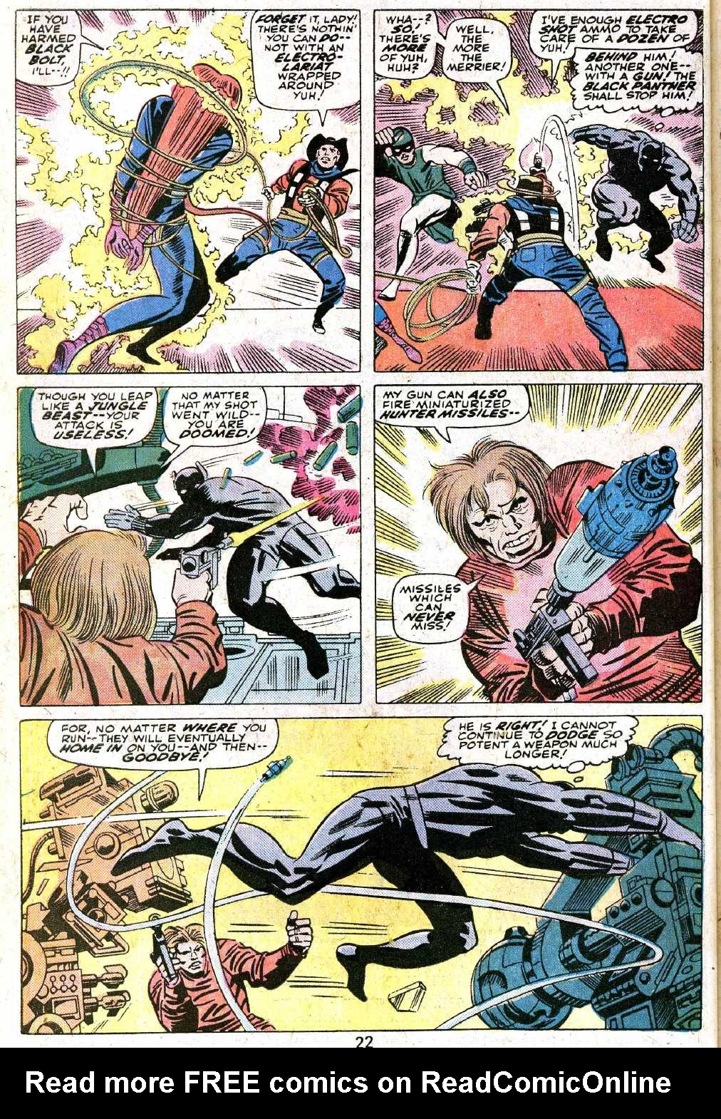 Giant-Size Fantastic Four issue 5 - Page 24