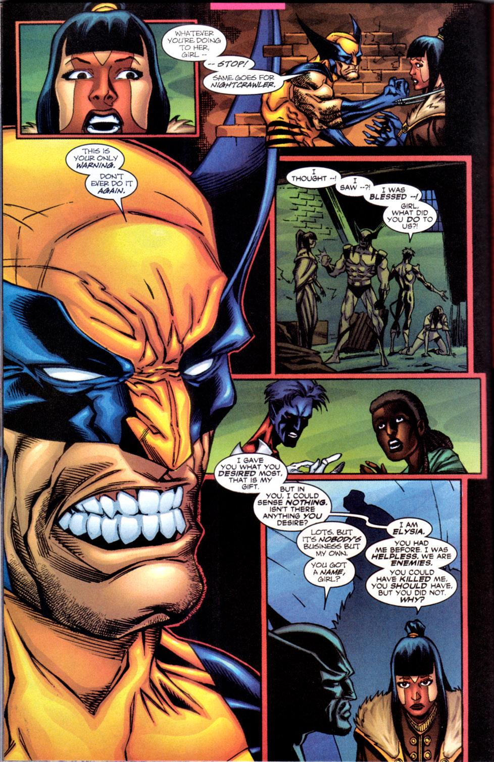 X-Men (1991) 106 Page 25
