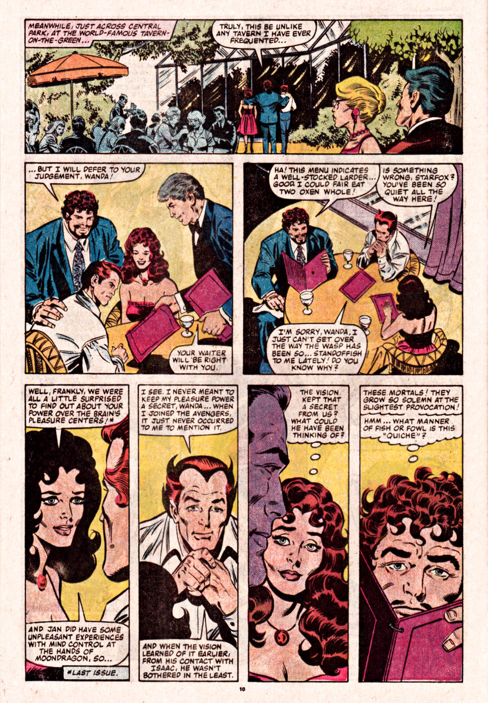 The Avengers (1963) 251 Page 10