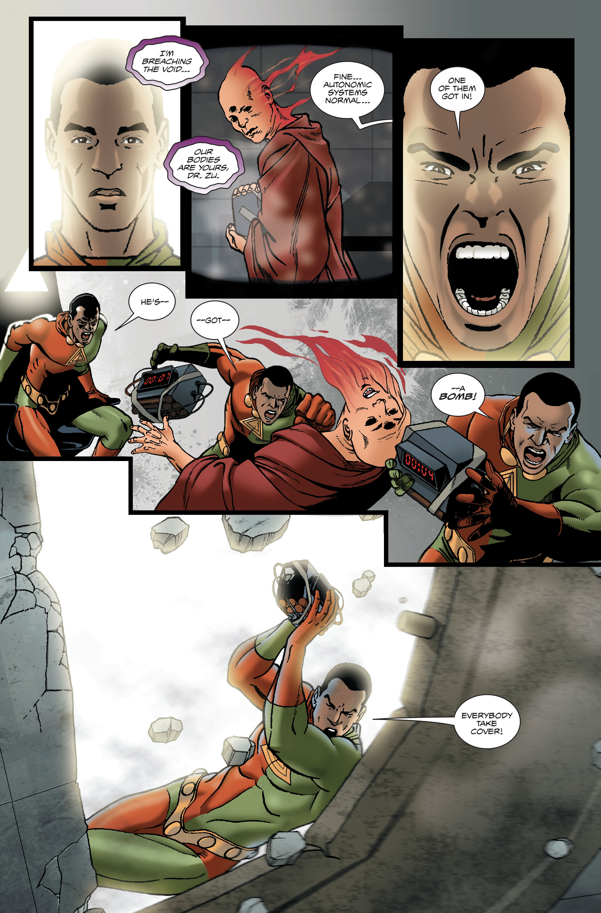 Read online Atlas comic -  Issue #4 - 18