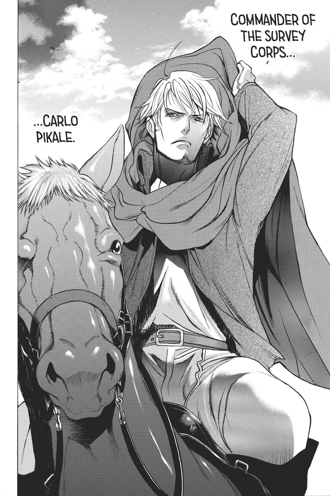 Read online Attack on Titan: Before the Fall comic -  Issue #2 - 123