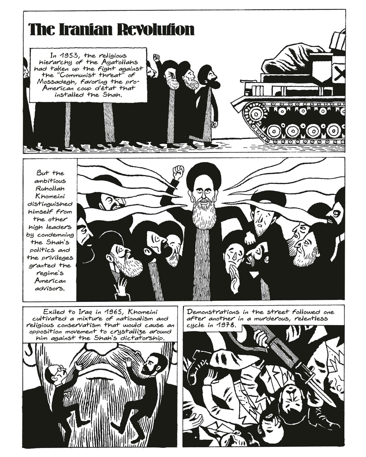 Best of Enemies: A History of US and Middle East Relations issue TPB_2 - Page 57