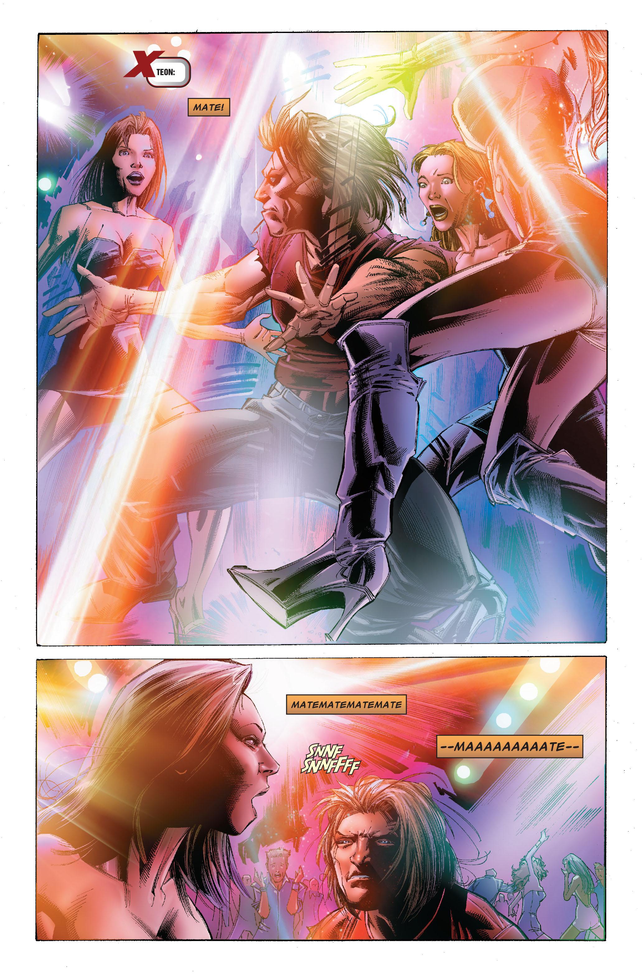 Read online Uncanny X-Men (1963) comic -  Issue #529 - 3
