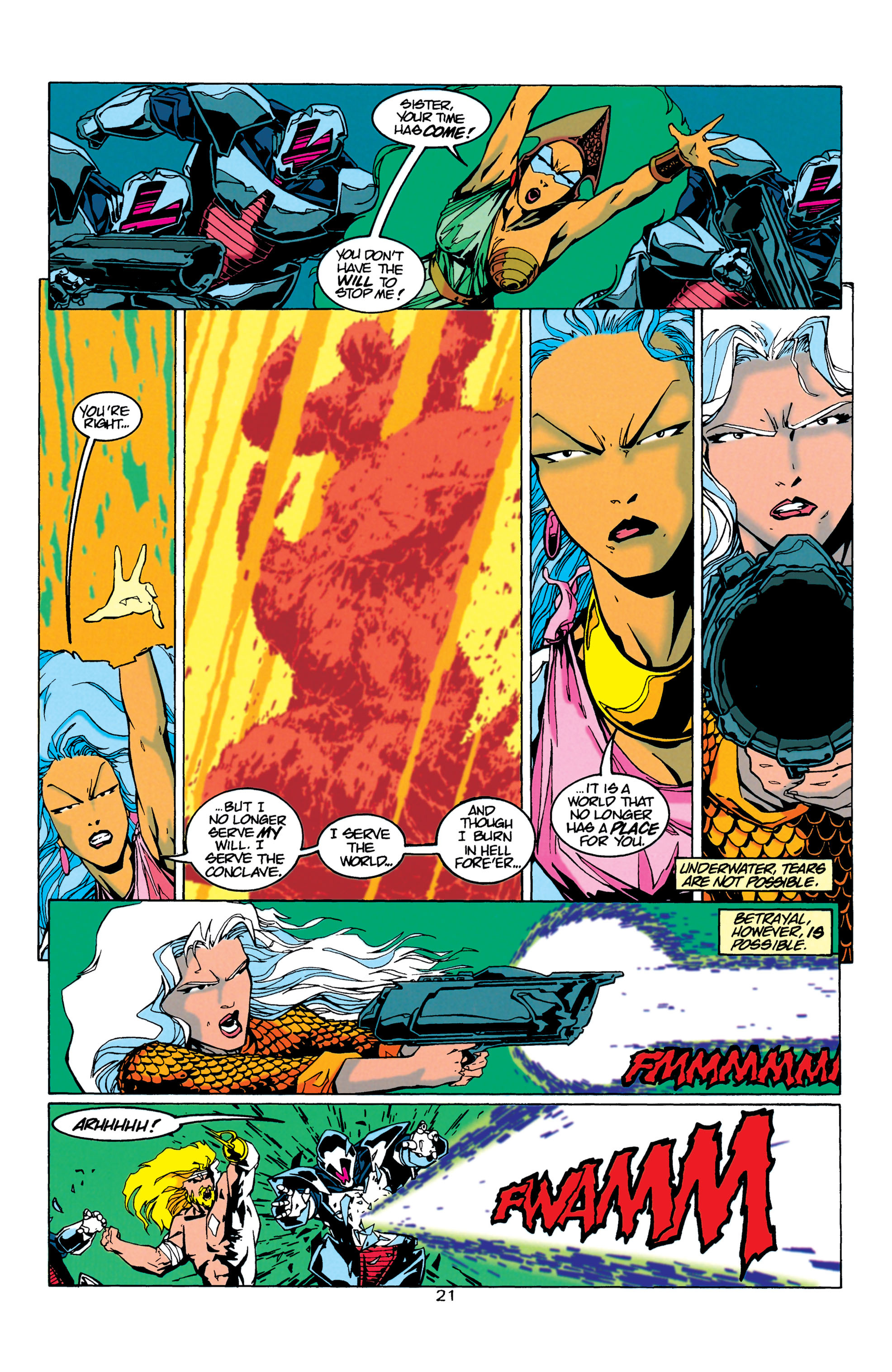 Read online Aquaman (1994) comic -  Issue #21 - 21