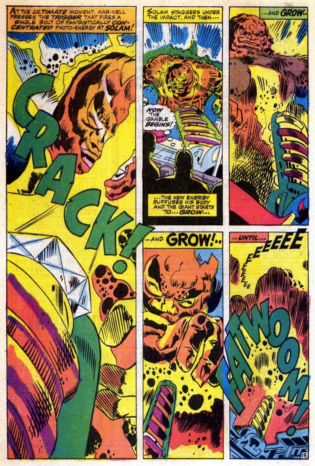 Captain Marvel (1968) Issue #6 #6 - English 20