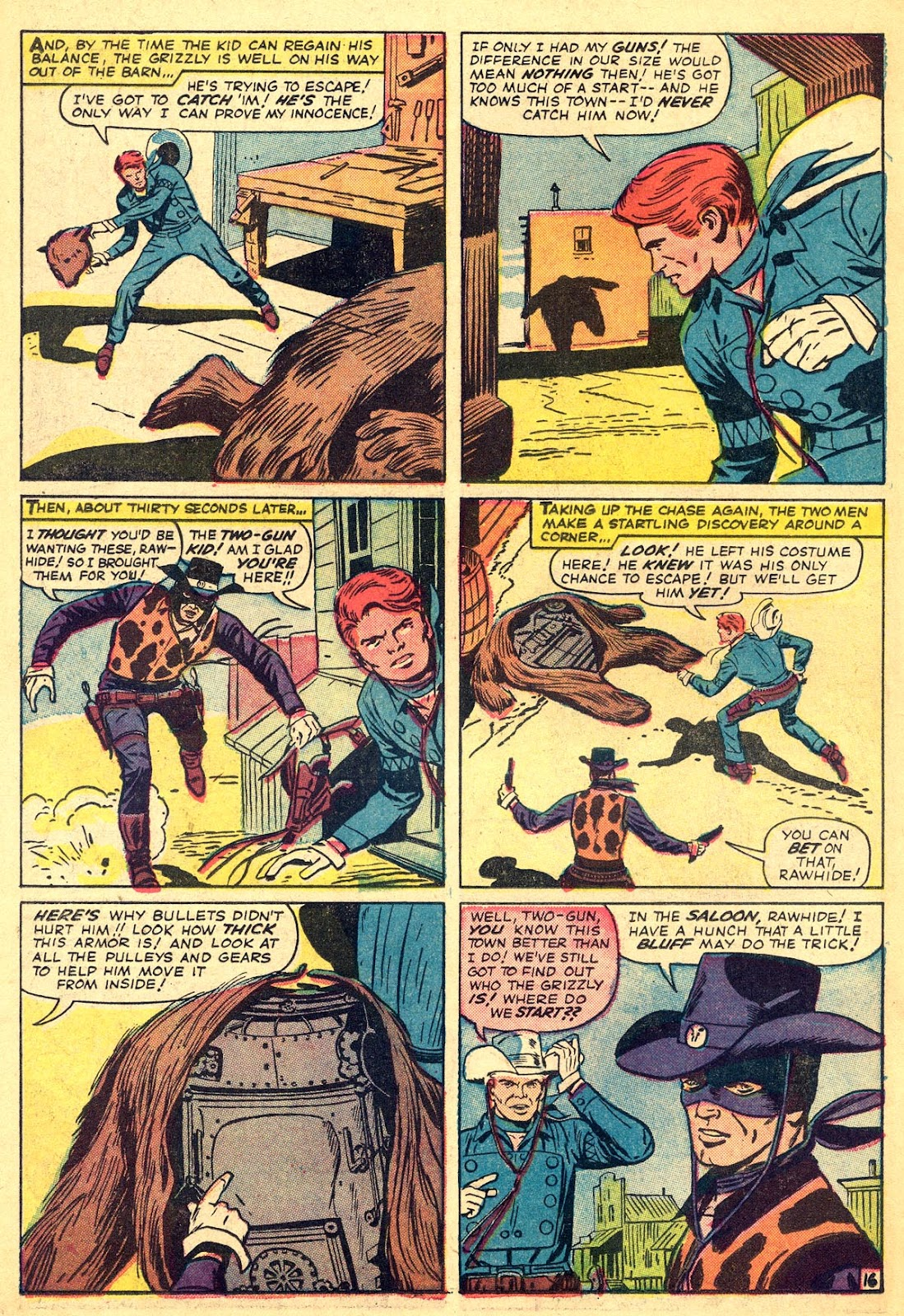 The Rawhide Kid (1955) issue 40 - Page 22