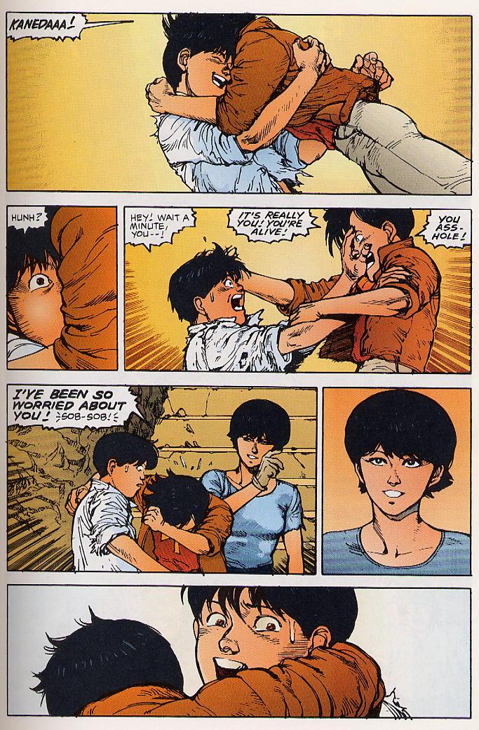 Read online Akira comic -  Issue #24 - 23