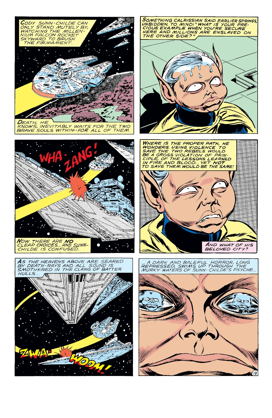 Read online Star Wars Legends: The Original Marvel Years - Epic Collection comic -  Issue # TPB 3 (Part 2) - 55