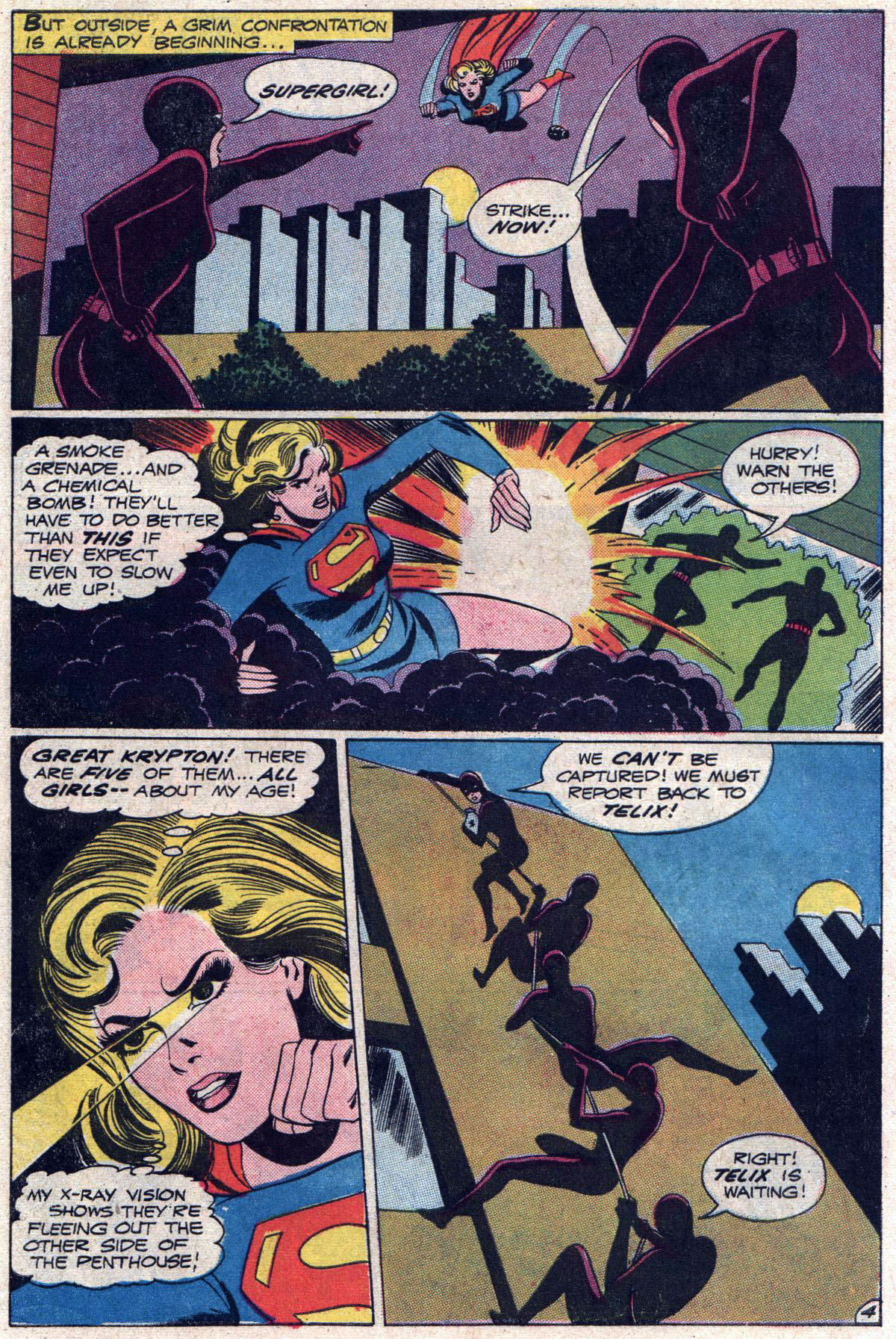 Read online Adventure Comics (1938) comic -  Issue #381 - 6