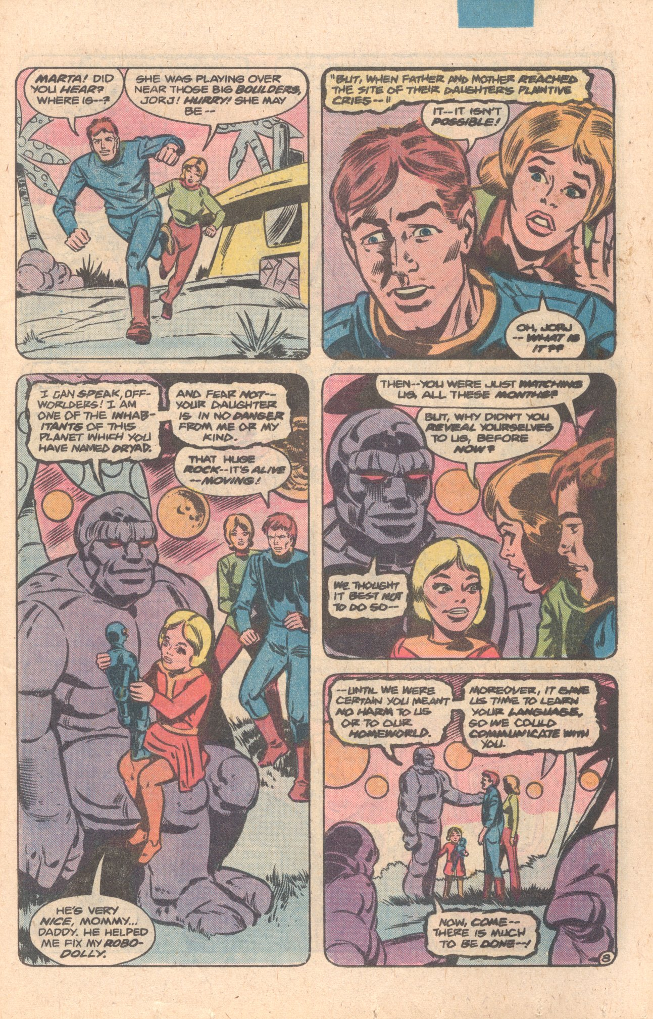 Legion of Super-Heroes (1980) 272 Page 8