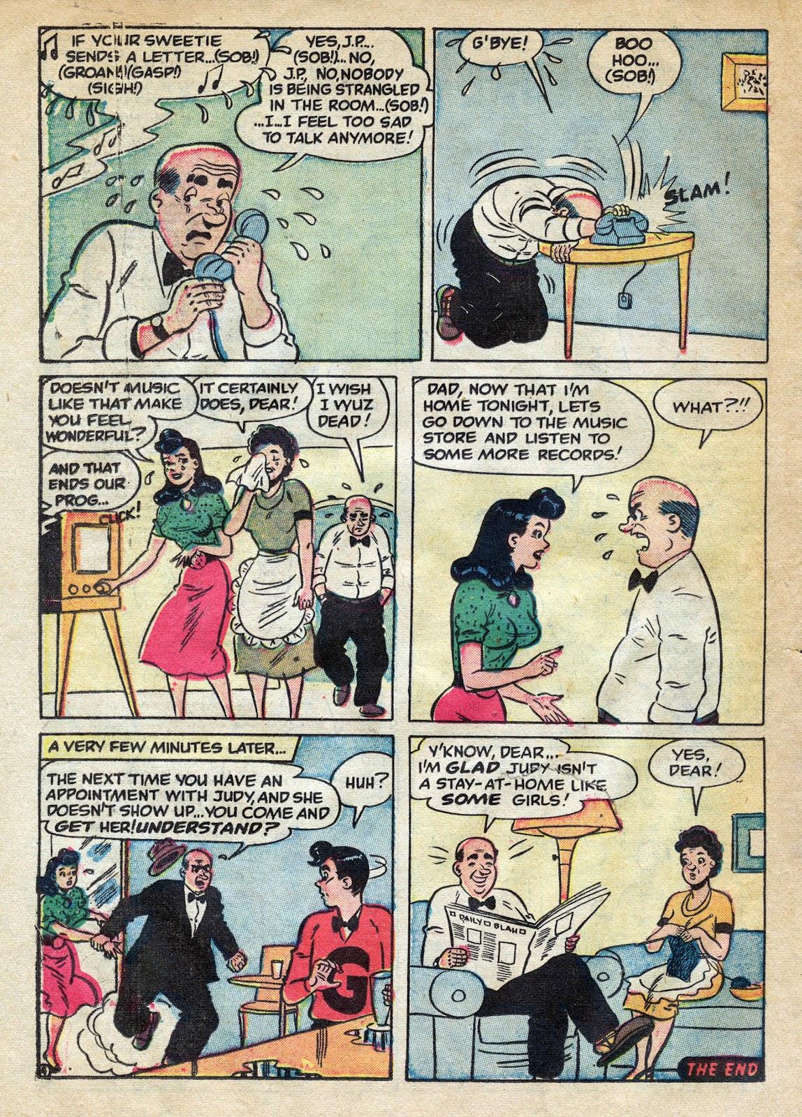 Georgie Comics (1949) issue 39 - Page 22
