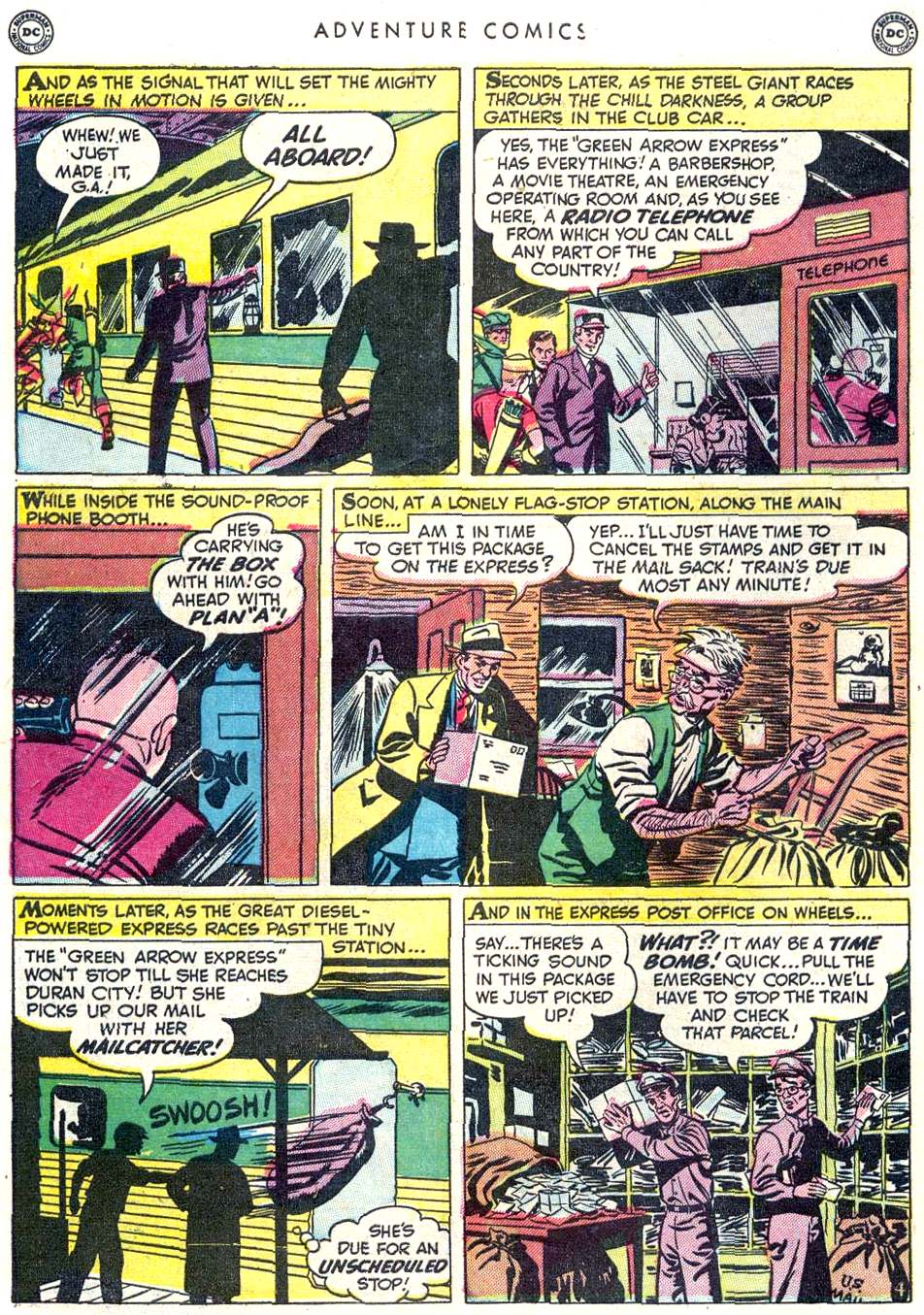 Read online Adventure Comics (1938) comic -  Issue #156 - 42