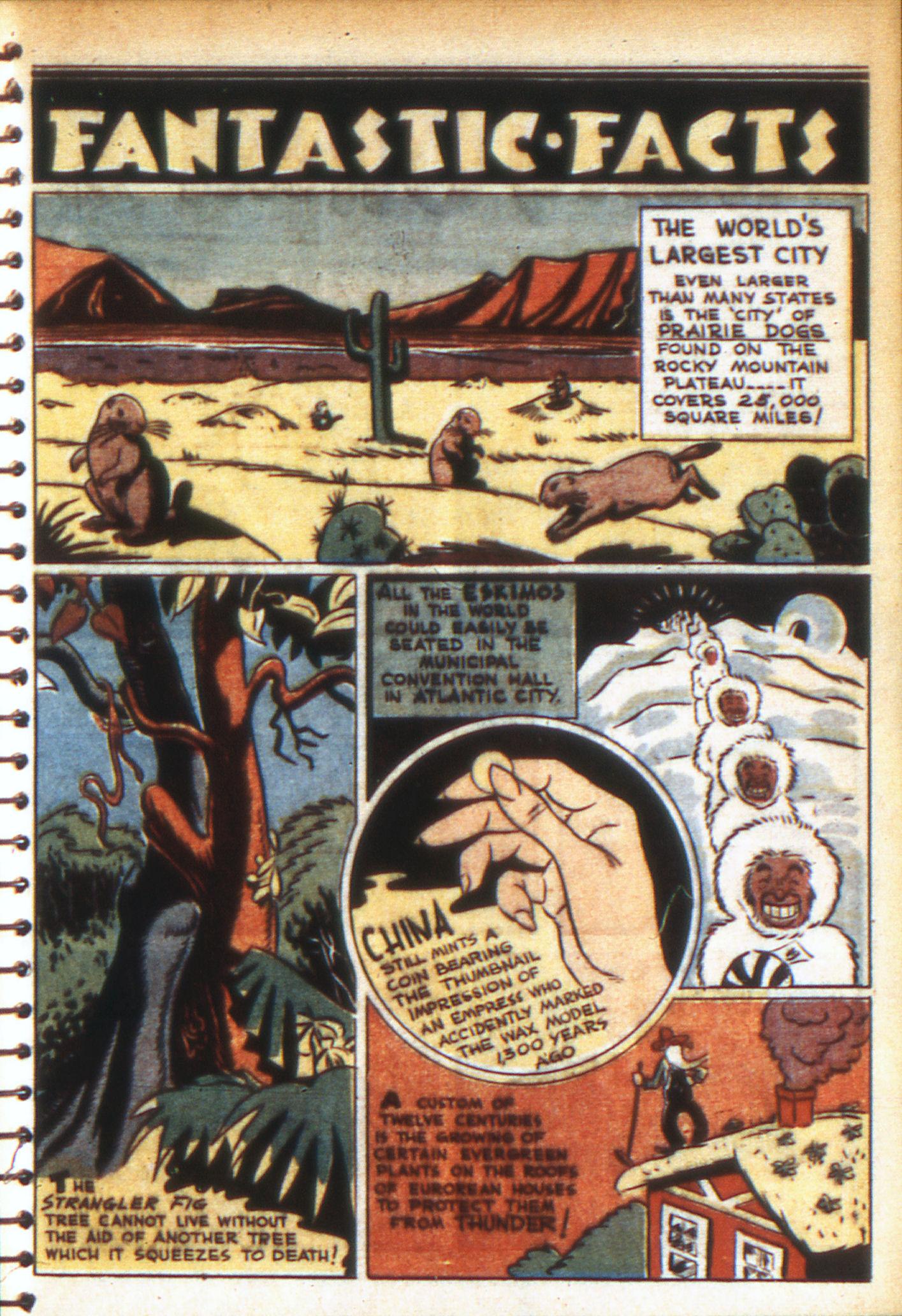 Read online Adventure Comics (1938) comic -  Issue #49 - 9