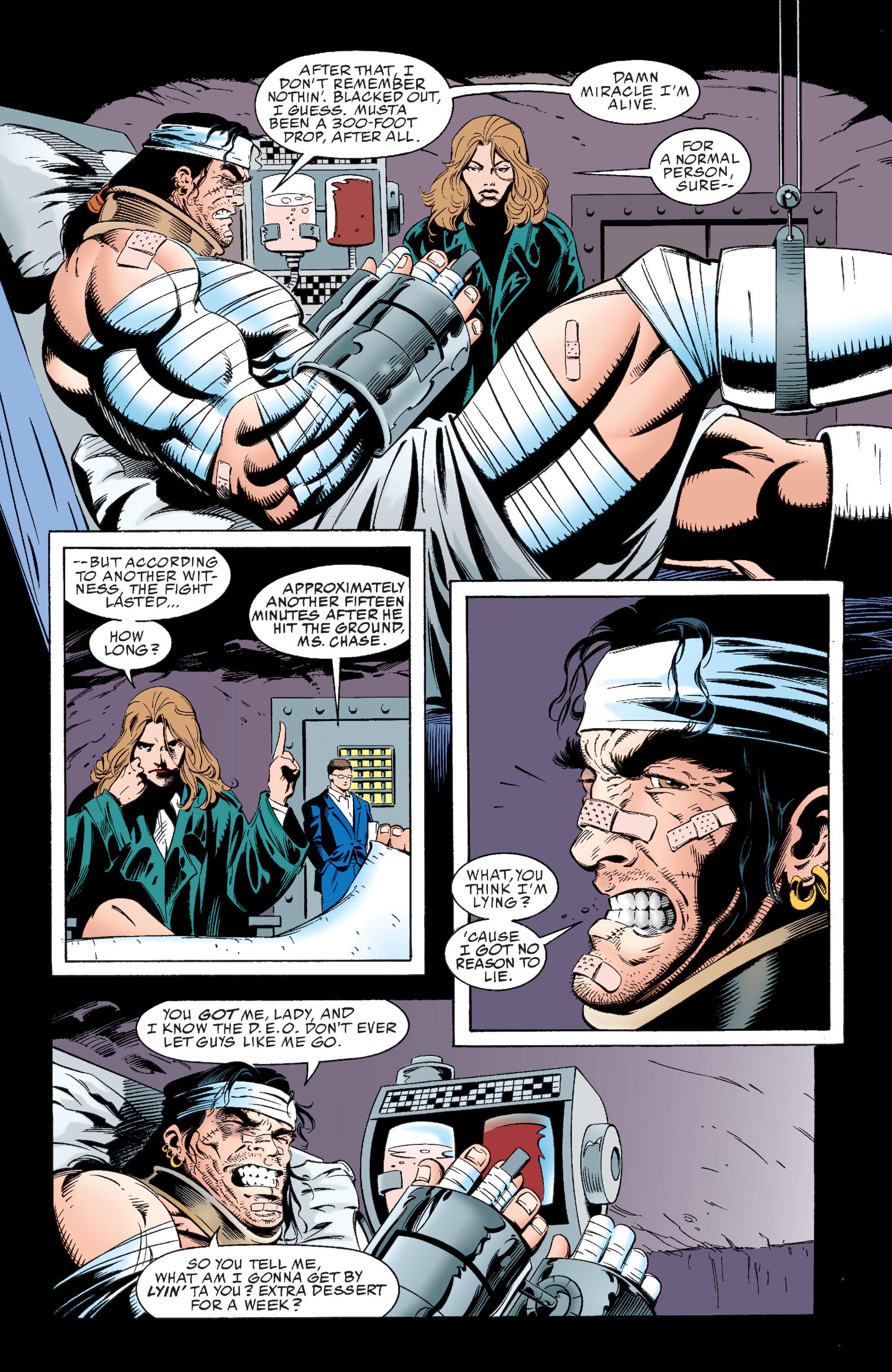 Read online Martian Manhunter: Son of Mars comic -  Issue # TPB - 127