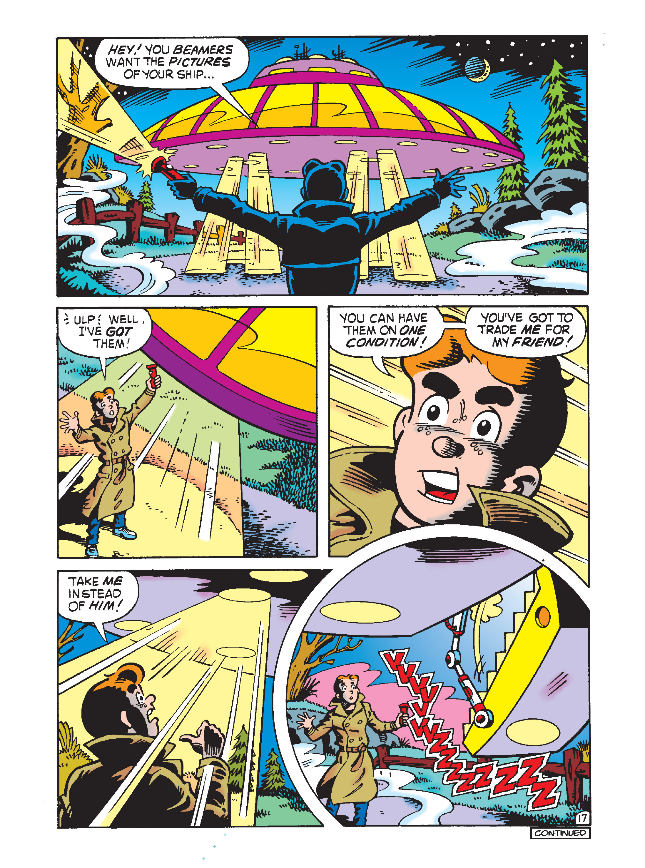 Read online Archie 1000 Page Comics Bonanza comic -  Issue #2 (Part 1) - 18