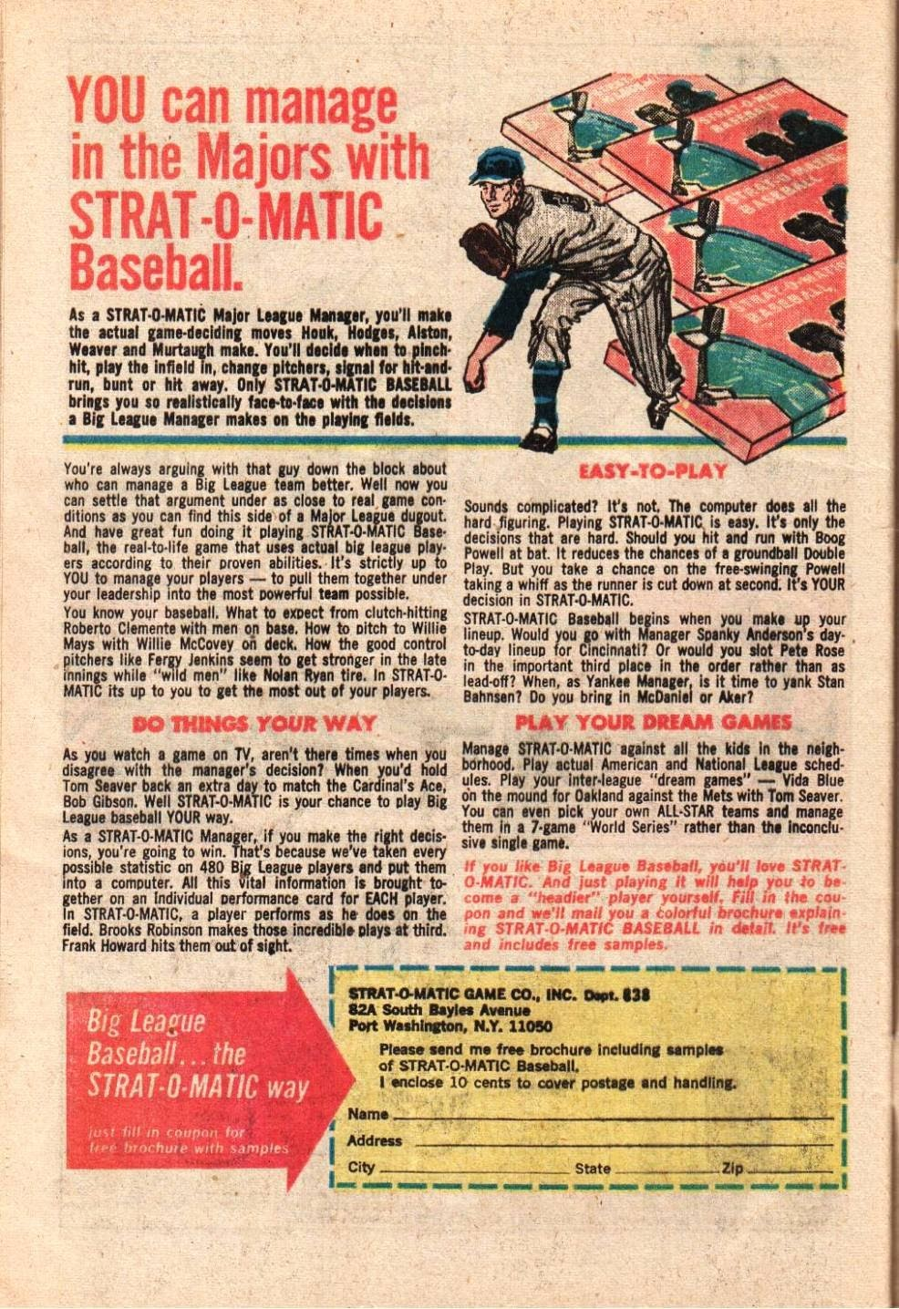 From Beyond the Unknown (1969) issue 19 - Page 19