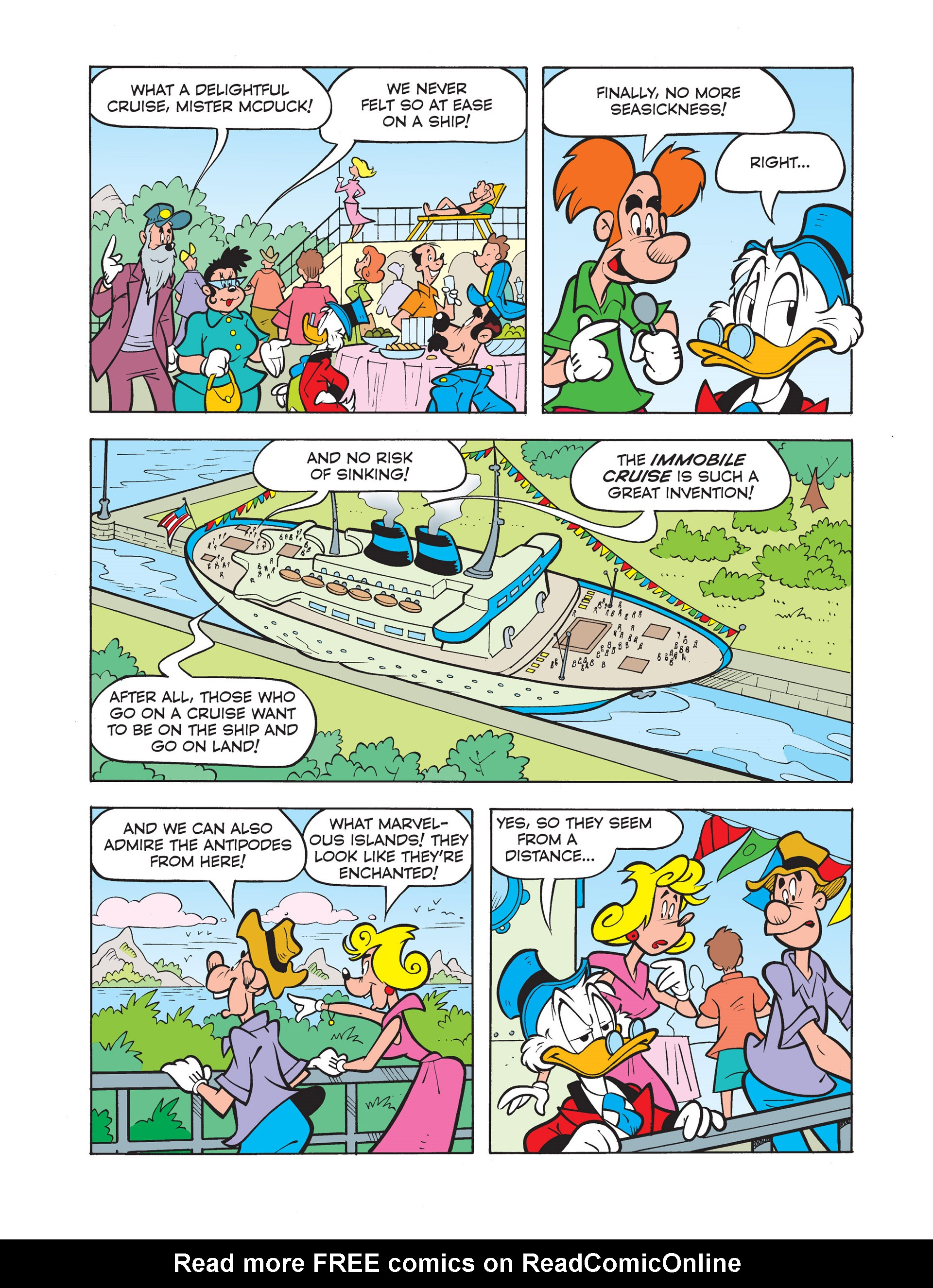 Read online All of Scrooge McDuck's Millions comic -  Issue #7 - 29