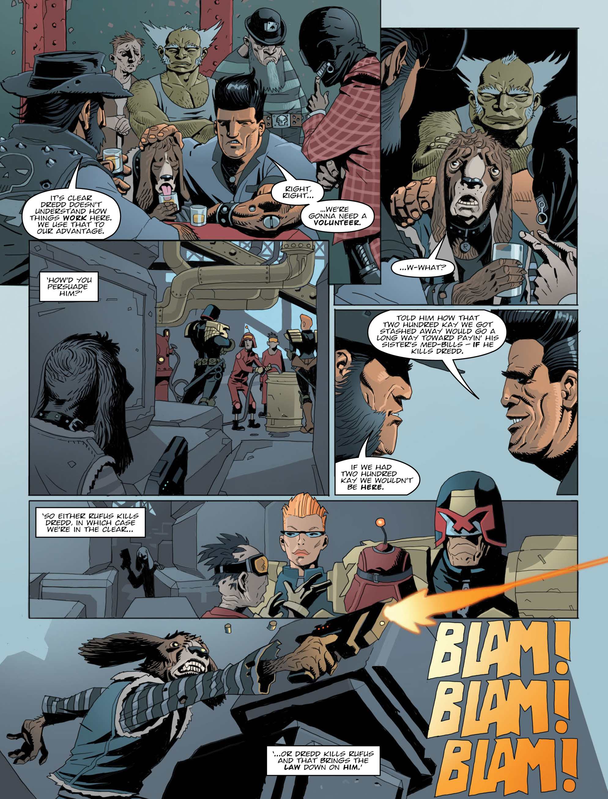 Read online 2000 AD comic -  Issue #2013 - 6