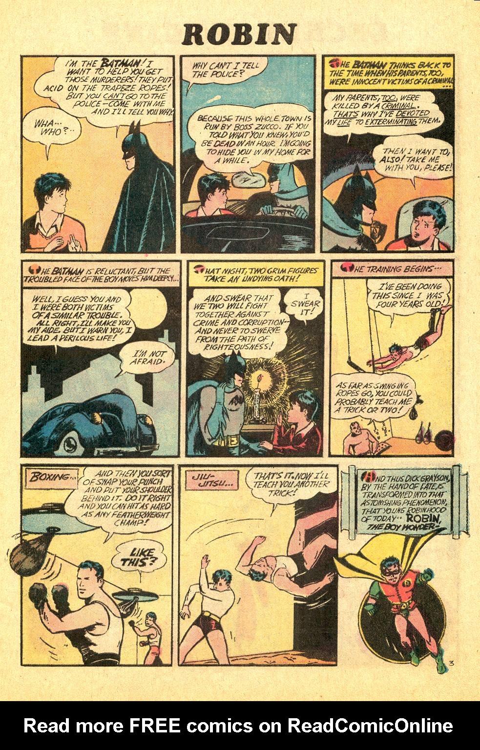 Read online Secret Origins (1973) comic -  Issue #7 - 5