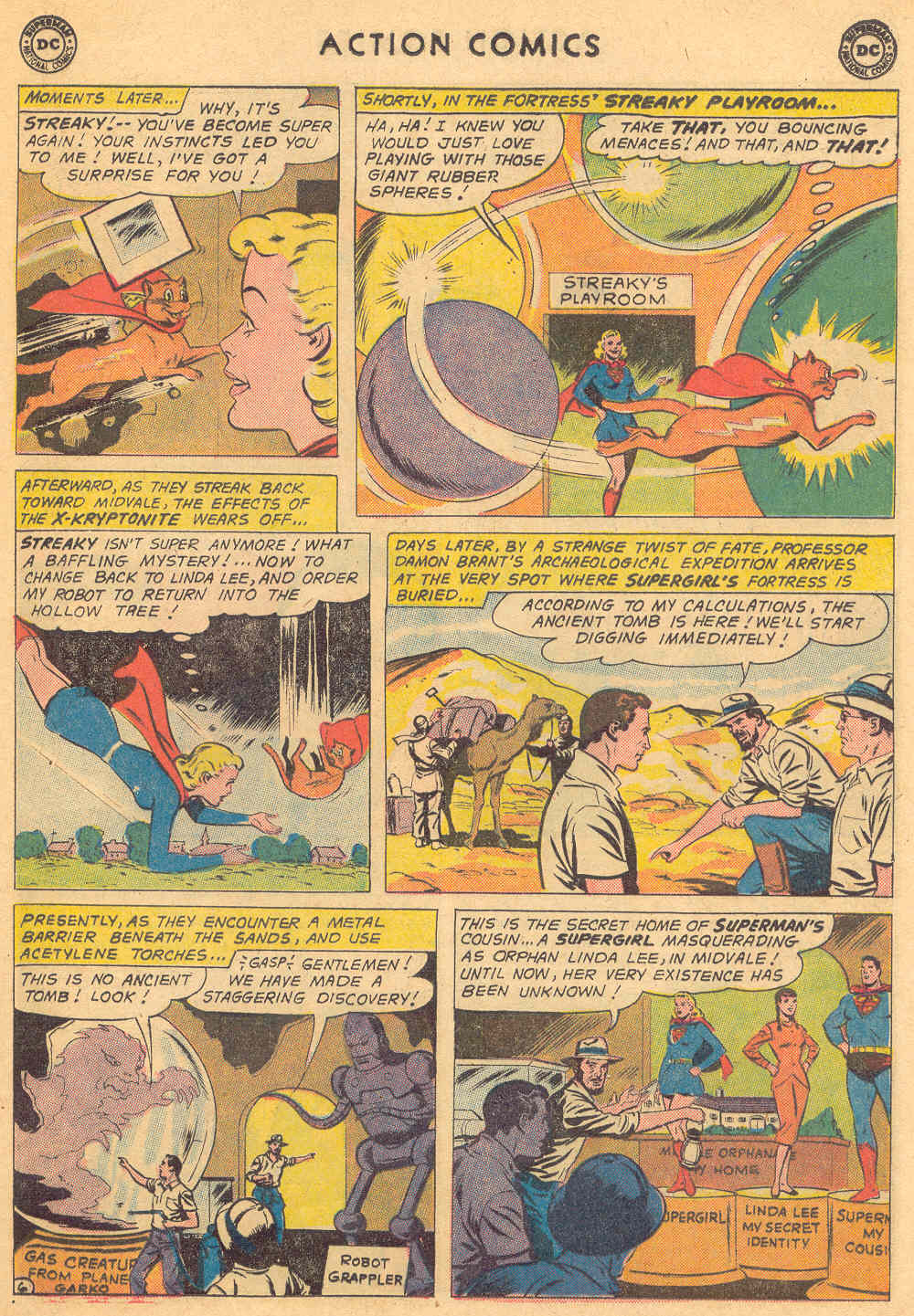 Read online Action Comics (1938) comic -  Issue #271 - 25