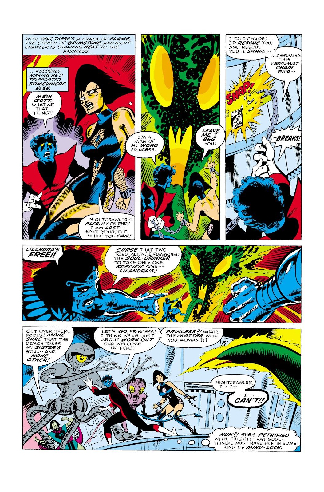 Uncanny X-Men (1963) issue 107 - Page 9