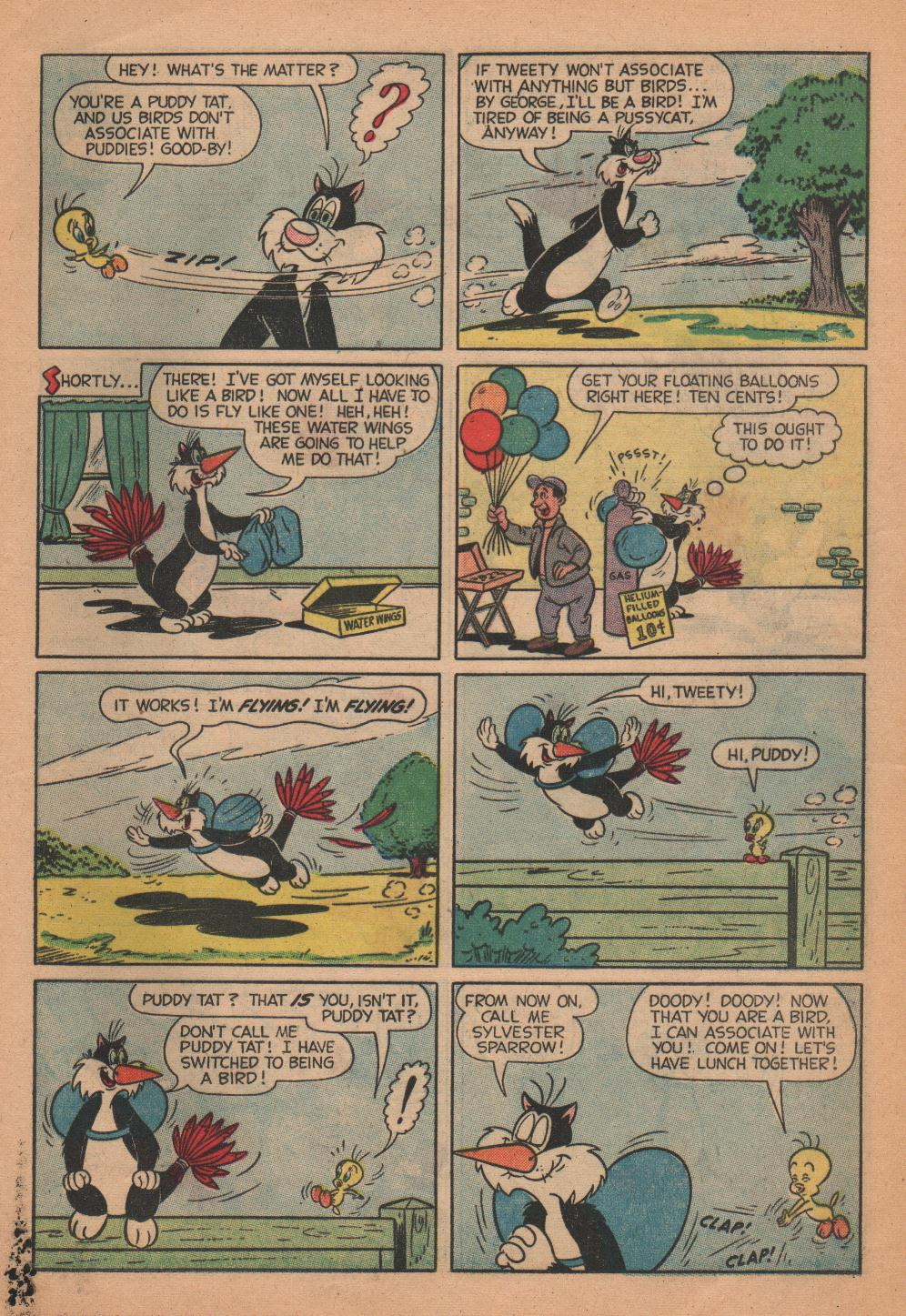 Bugs Bunny (1952) issue 62 - Page 21