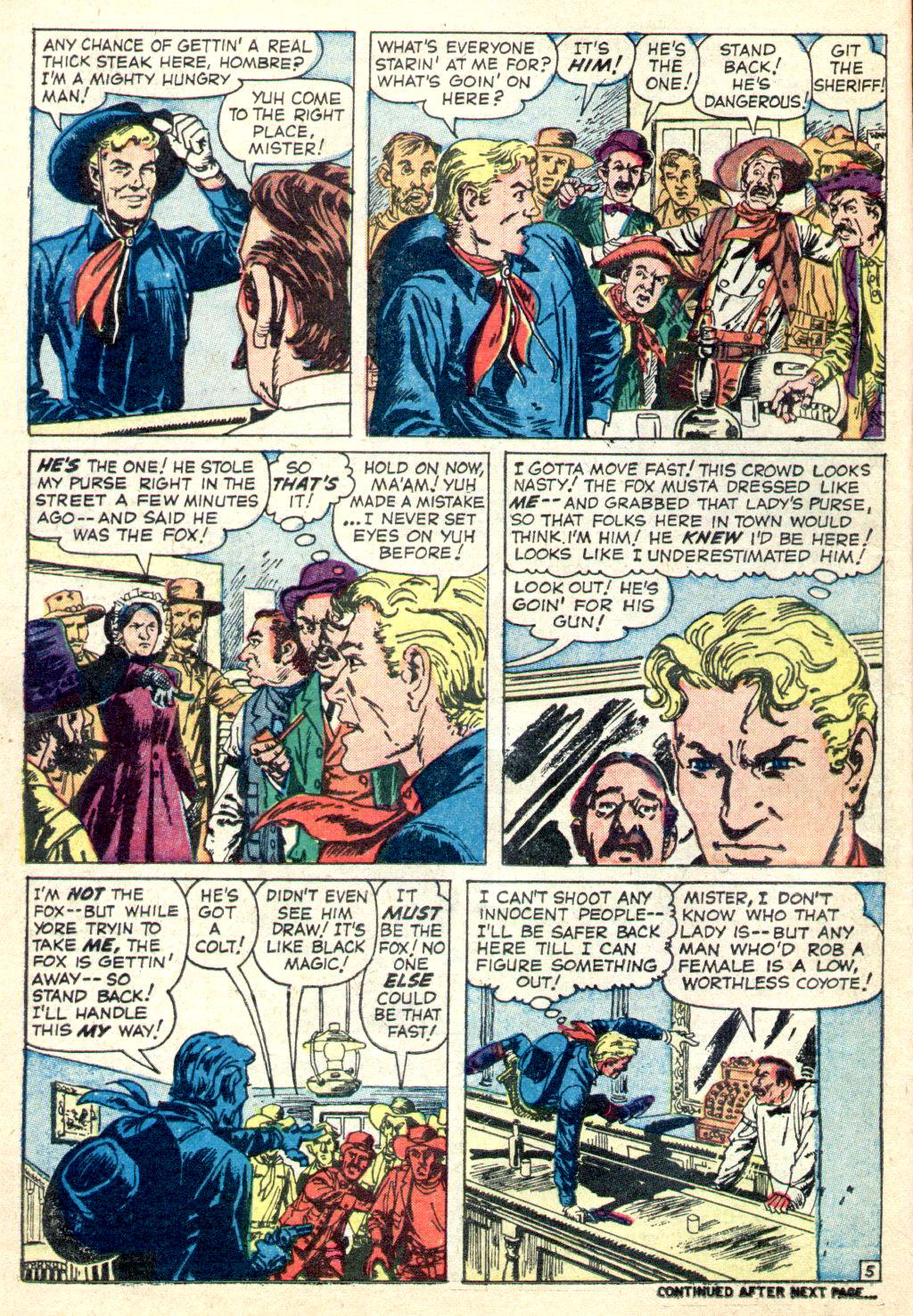 Read online Two-Gun Kid comic -  Issue #49 - 14