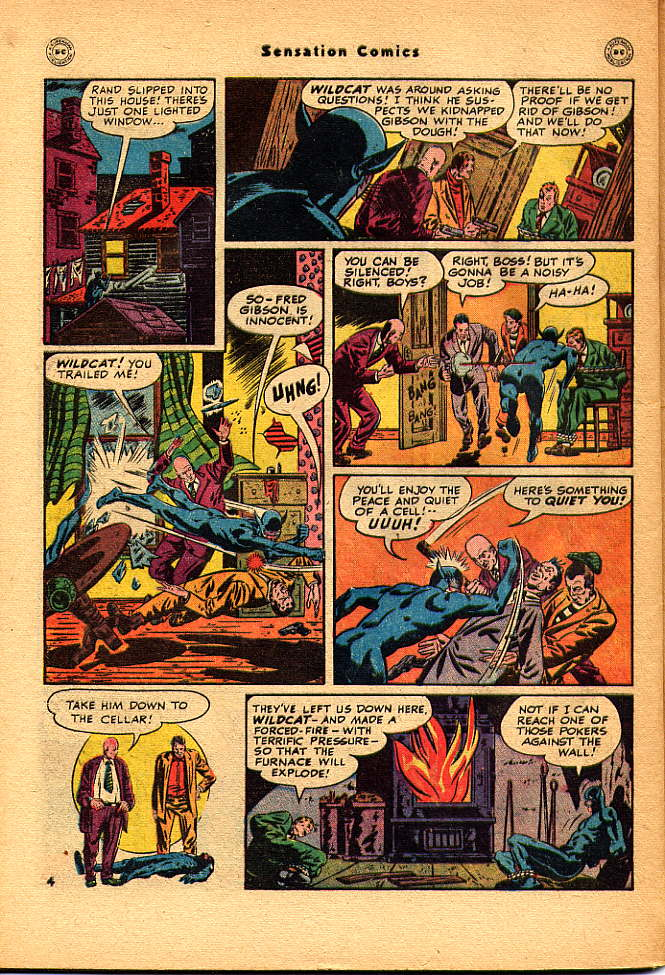 Read online Sensation (Mystery) Comics comic -  Issue #83 - 46
