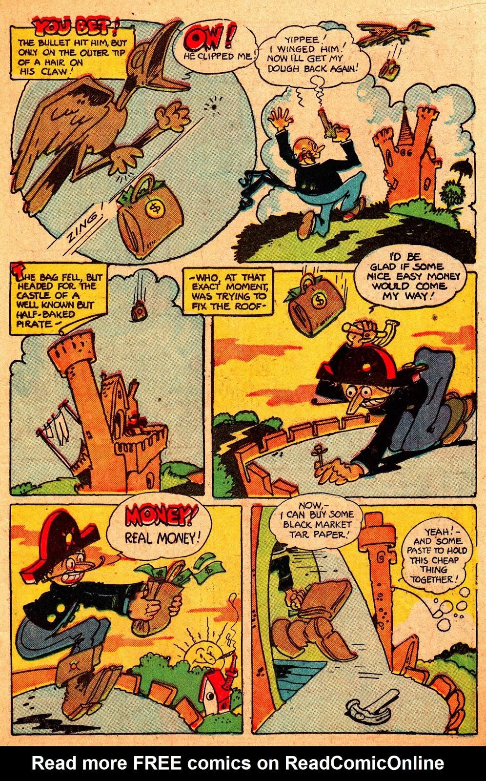 Jingle Jangle Comics issue 21 - Page 19