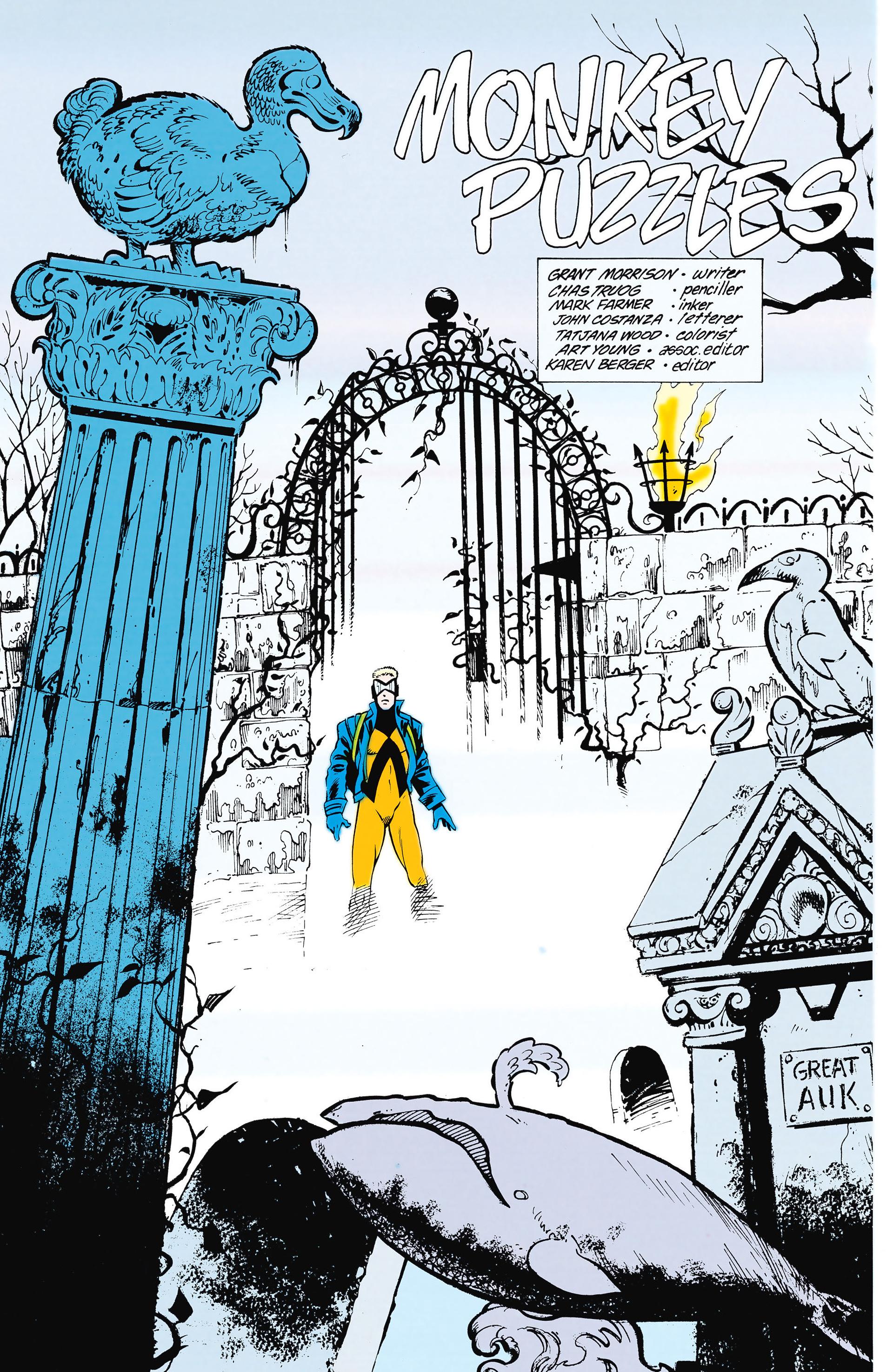 Read online Animal Man (1988) comic -  Issue #25 - 5