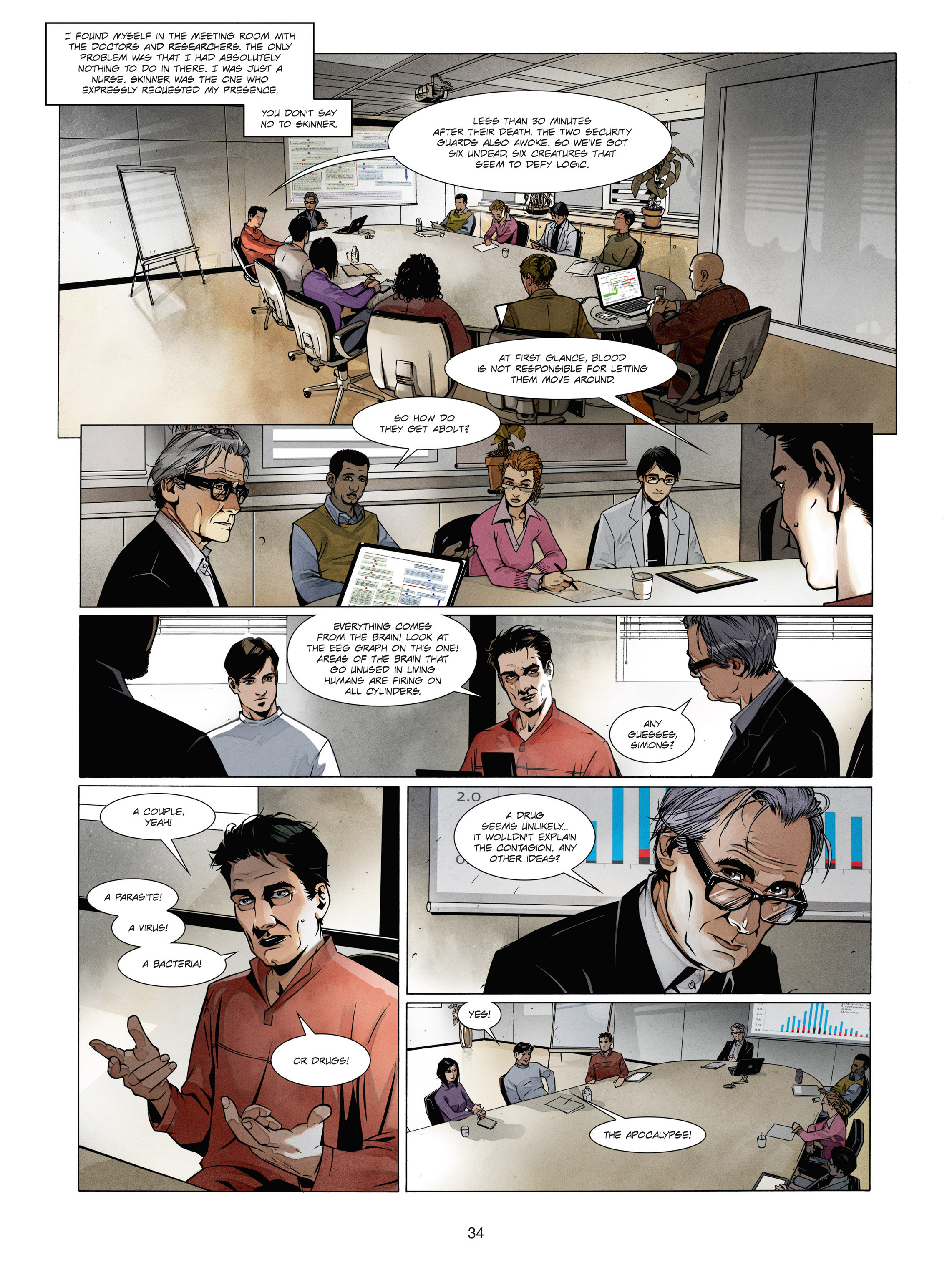 Read online Alice Matheson comic -  Issue #1 - 33