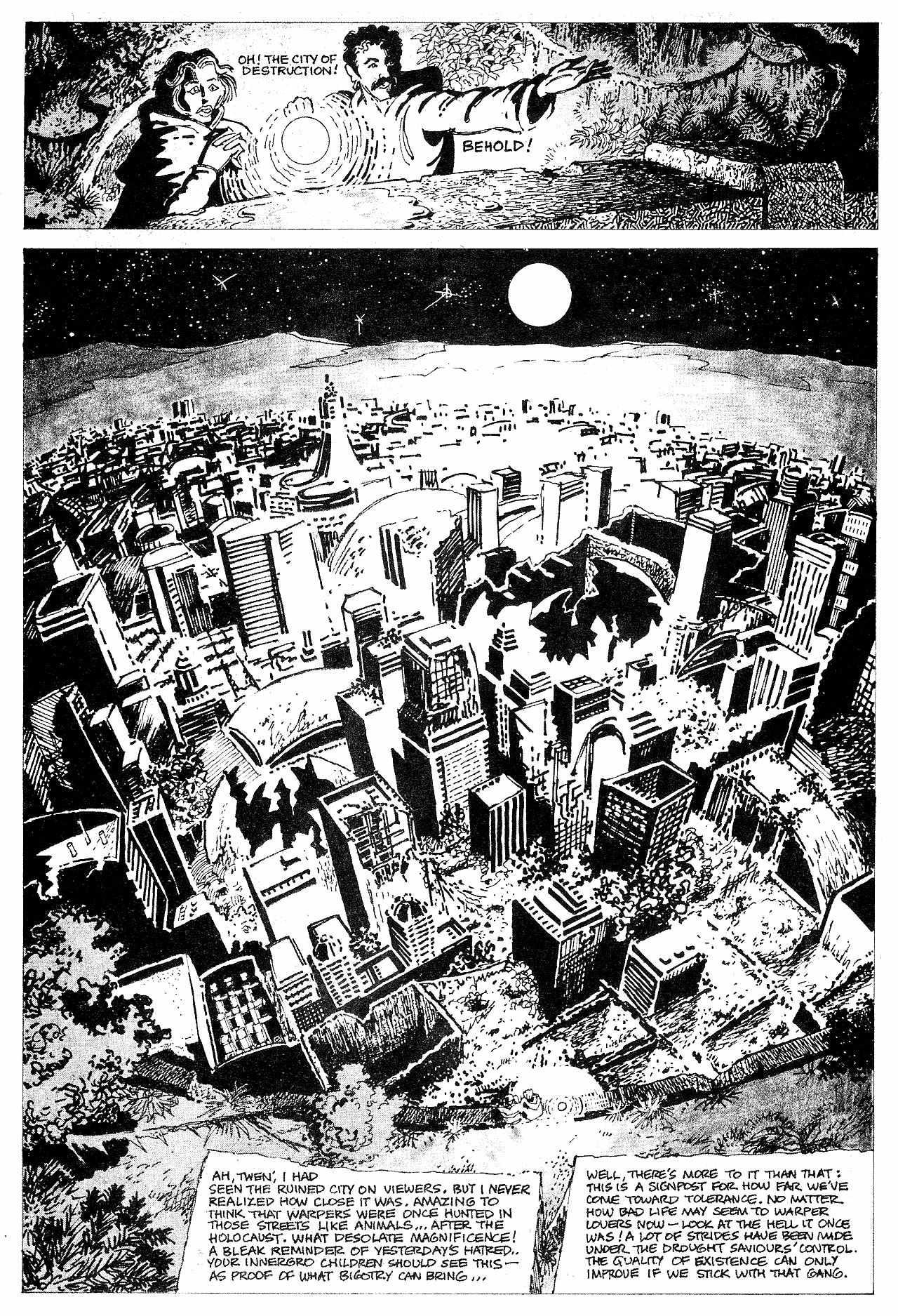 Read online Star*Reach comic -  Issue #14 - 37