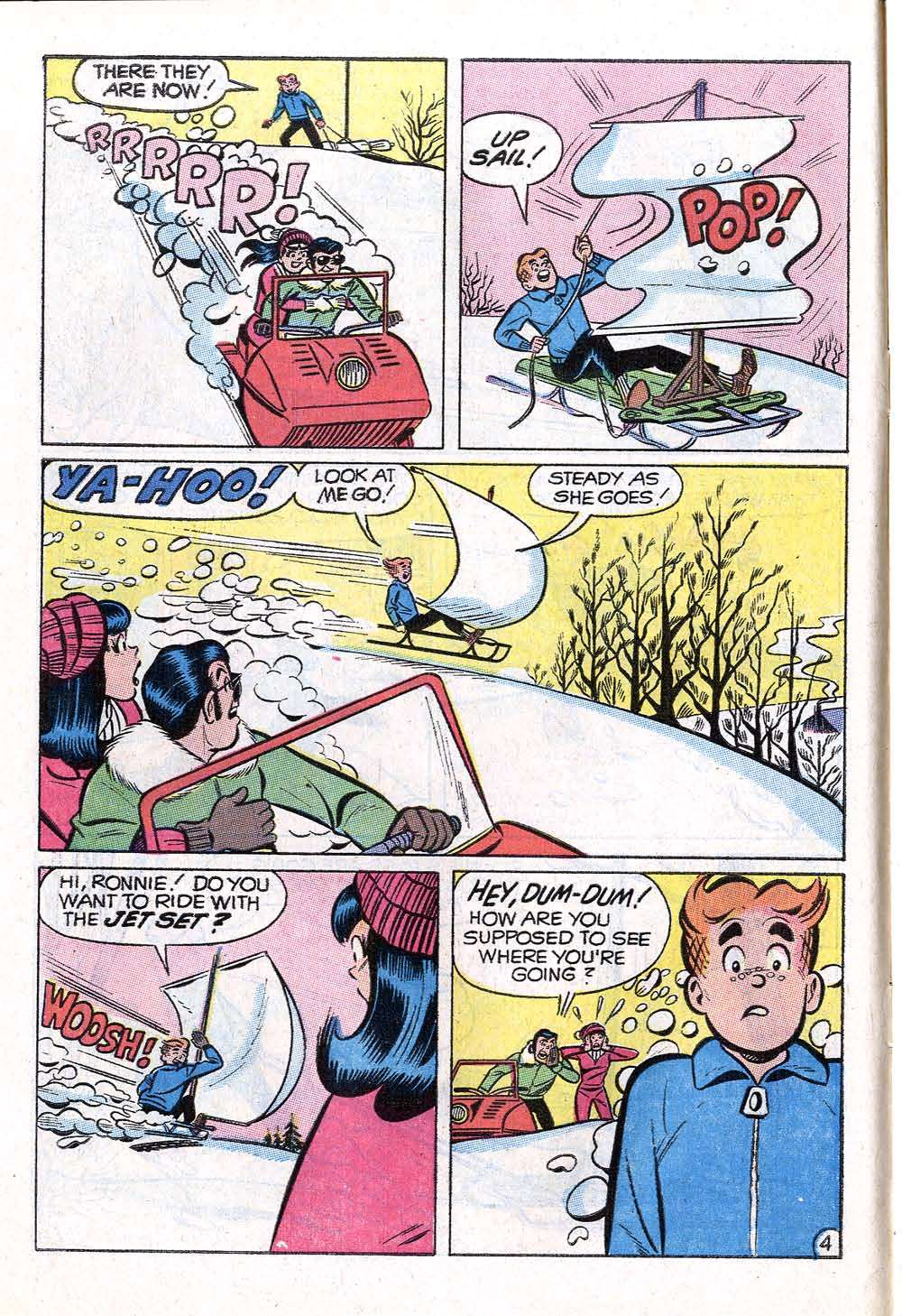 Read online Archie (1960) comic -  Issue #199 - 6