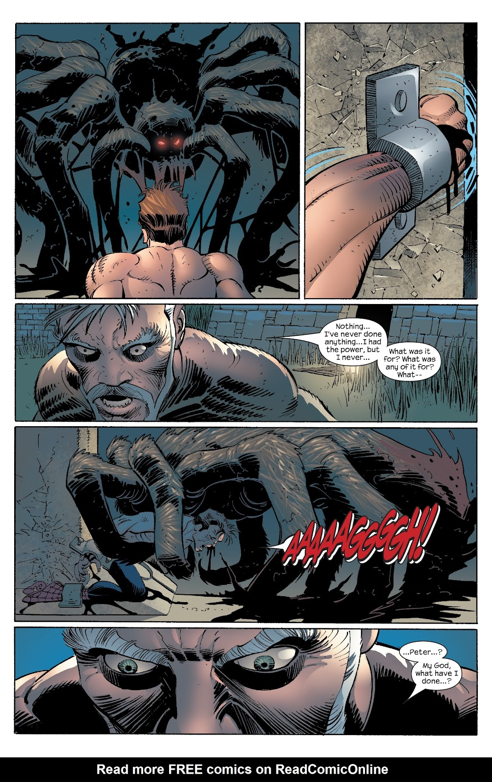 The Amazing Spider-Man by JMS Ultimate Collection issue TPB 3 (Part 2) - Page 32