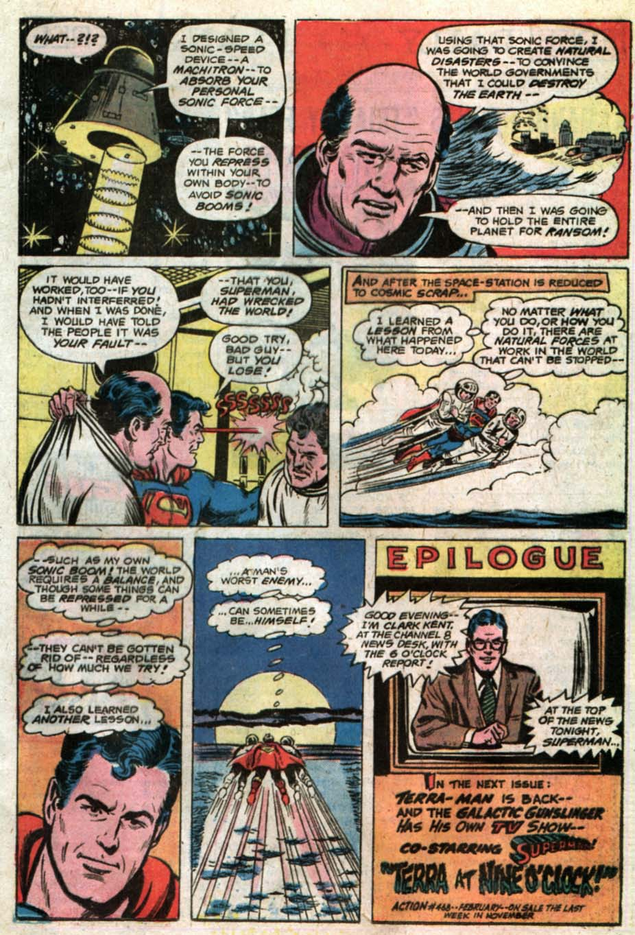 Read online Action Comics (1938) comic -  Issue #467 - 19
