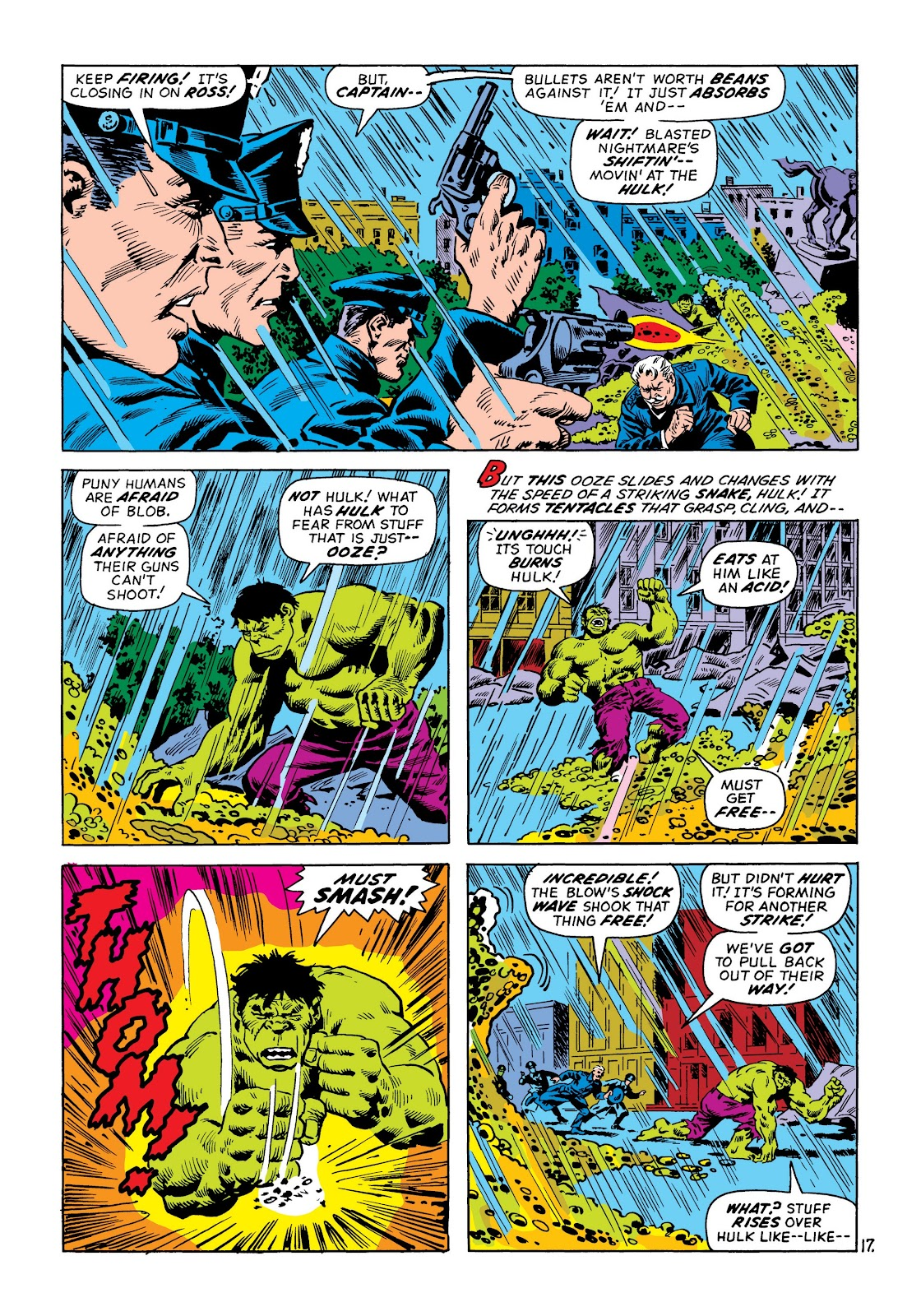 Read online Marvel Masterworks: The Incredible Hulk comic -  Issue # TPB 8 (Part 2) - 69