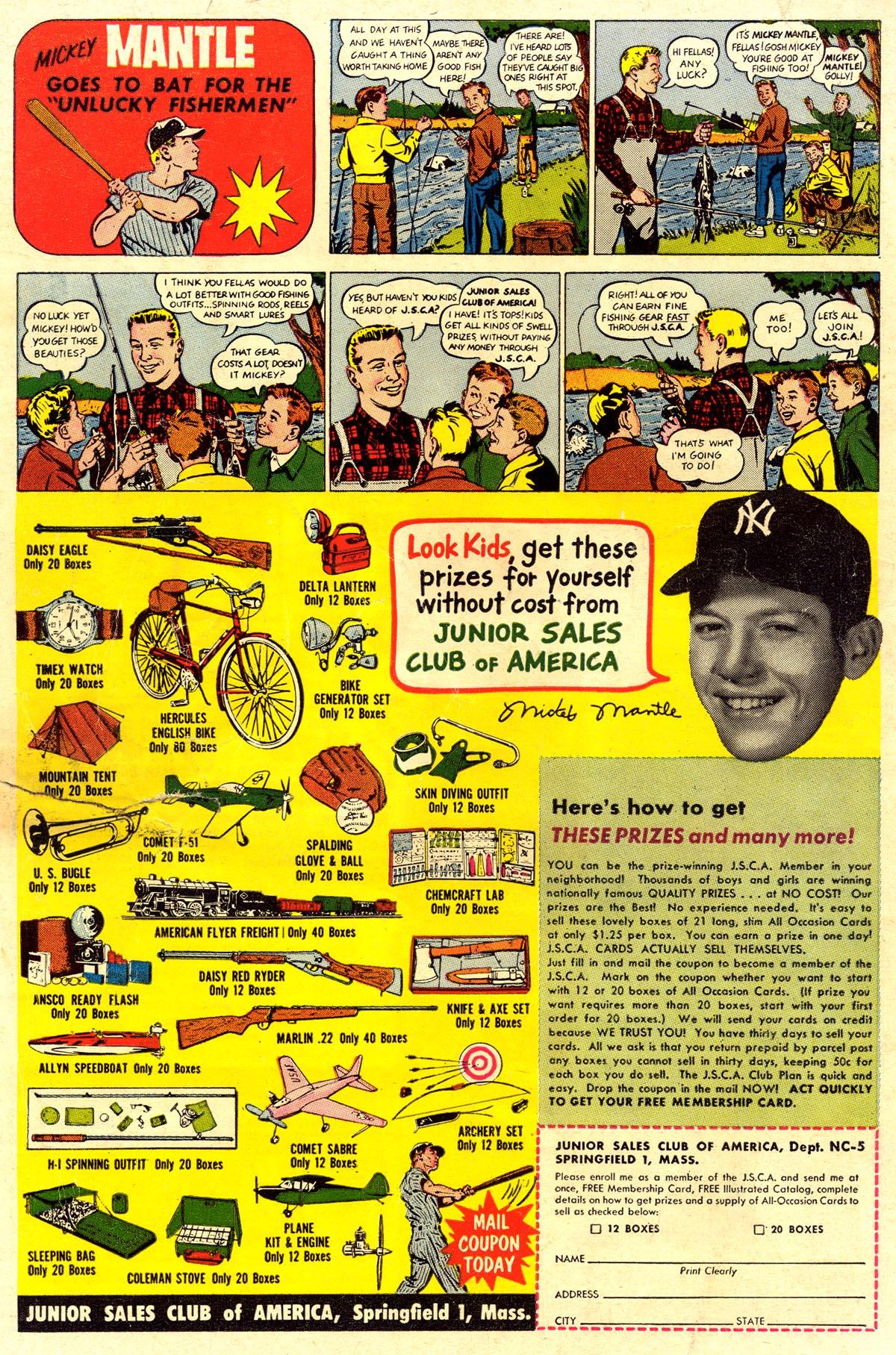 Read online Adventure Comics (1938) comic -  Issue #238 - 36