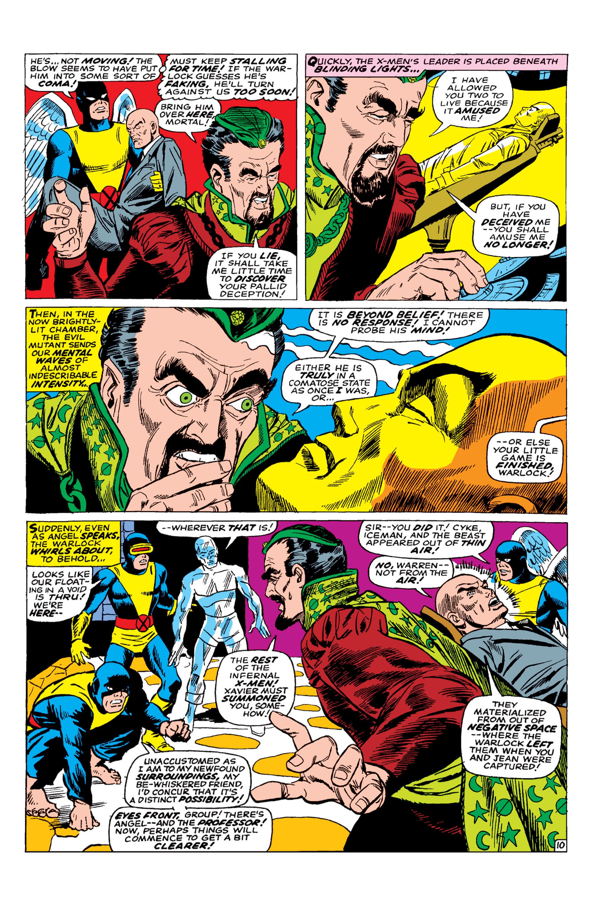 Uncanny X-Men (1963) 30 Page 10