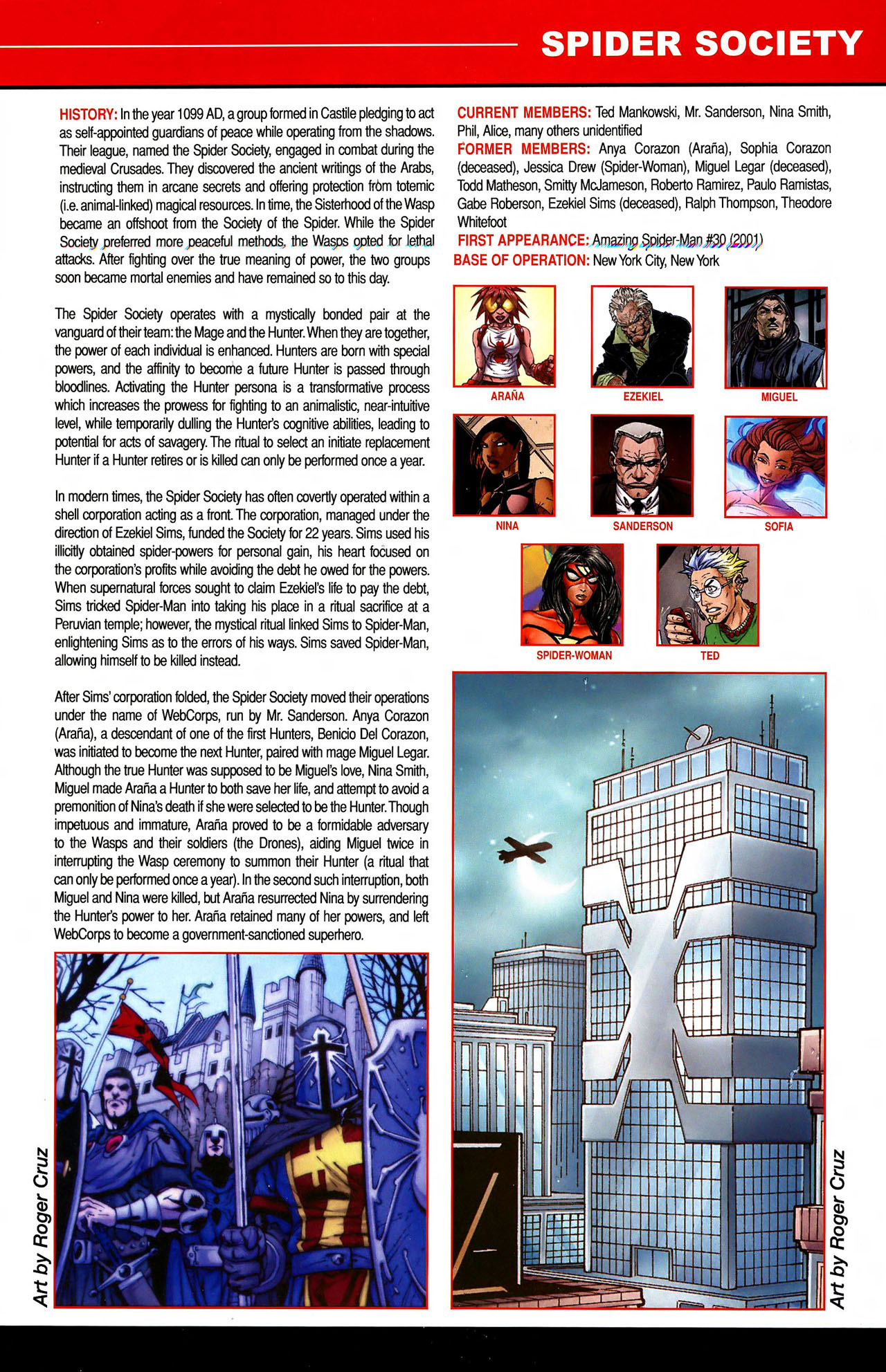 Read online All-New Official Handbook of the Marvel Universe A to Z comic -  Issue #10 - 41