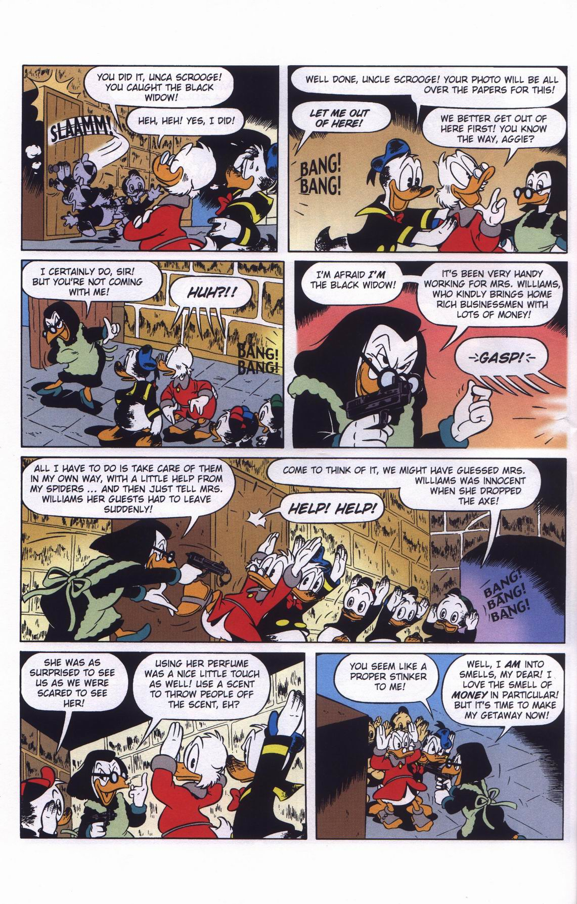 Read online Uncle Scrooge (1953) comic -  Issue #311 - 48