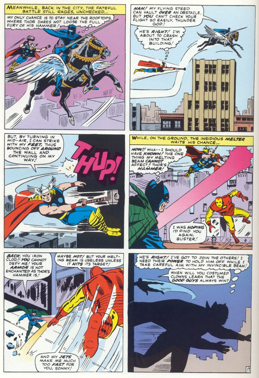 The Avengers (1963) 15 Page 17