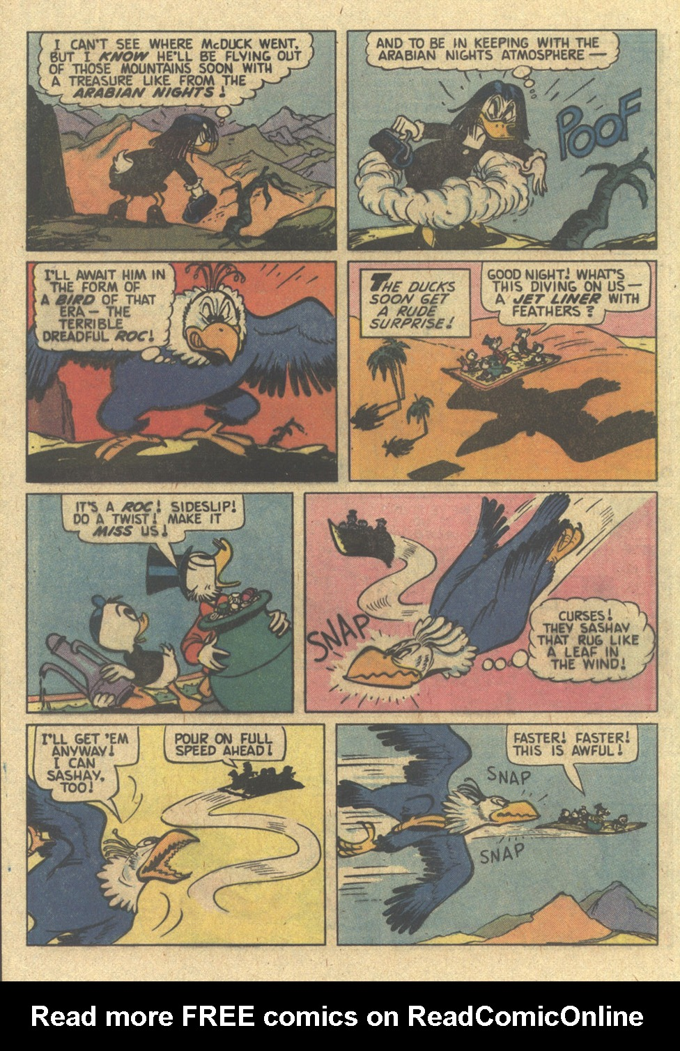 Read online Uncle Scrooge (1953) comic -  Issue #187 - 16