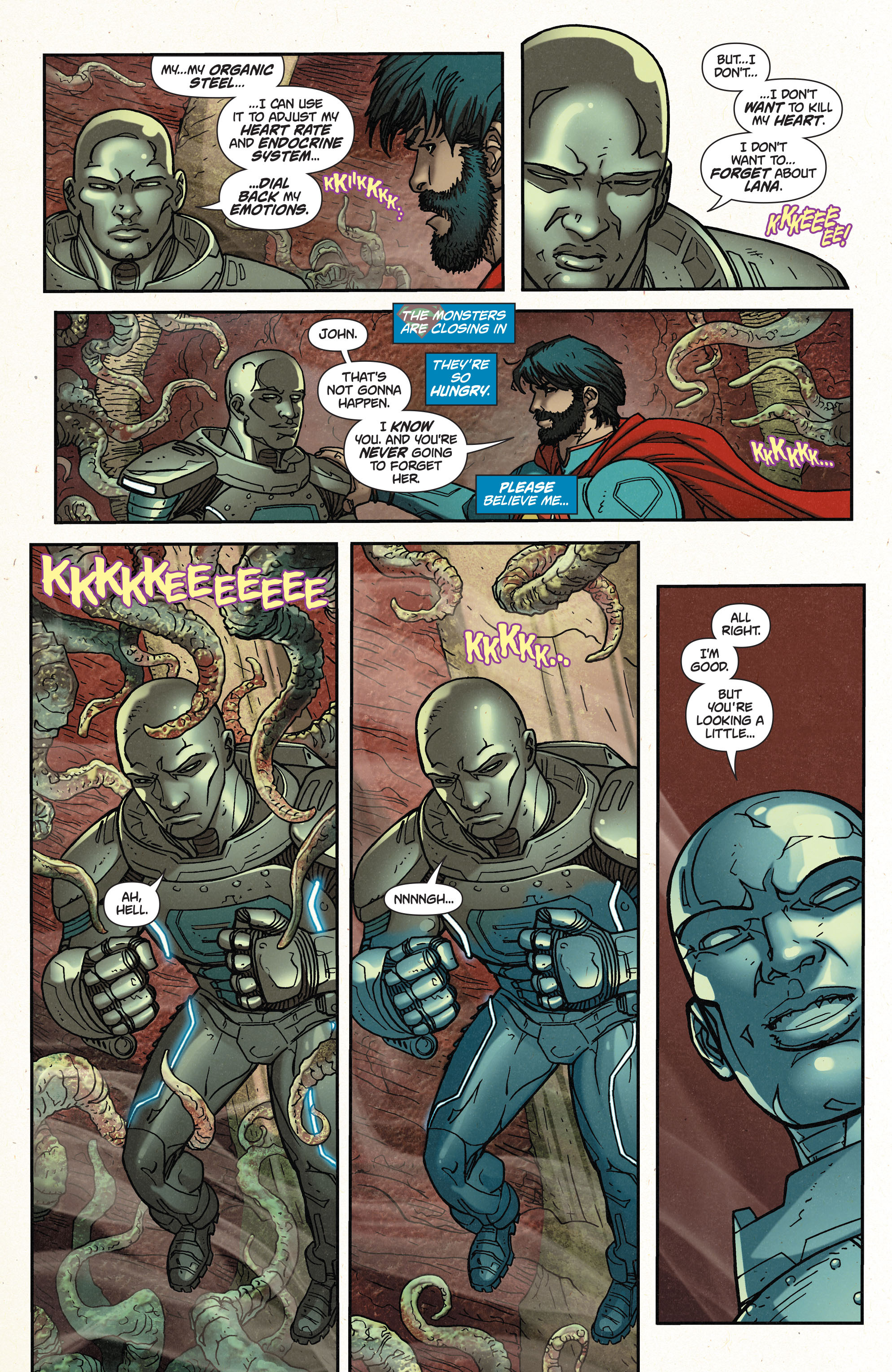 Read online Action Comics (2011) comic -  Issue #39 - 5