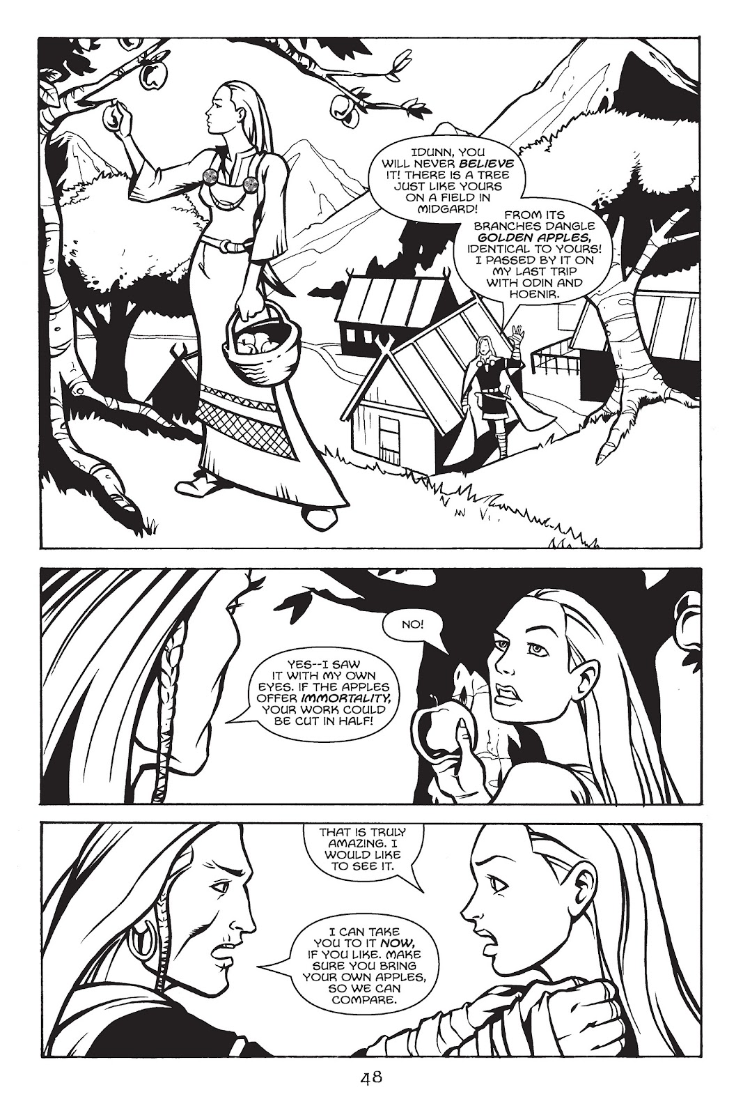 Read online Gods of Asgard comic -  Issue # TPB (Part 1) - 49