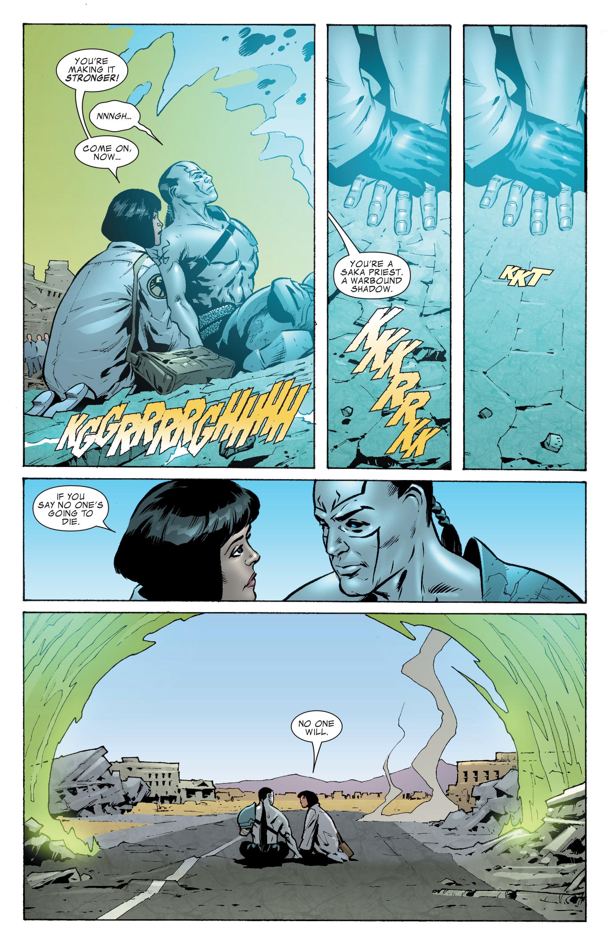 Read online World War Hulk Aftersmash: Warbound, Vol. 1 comic -  Issue #2 - 16