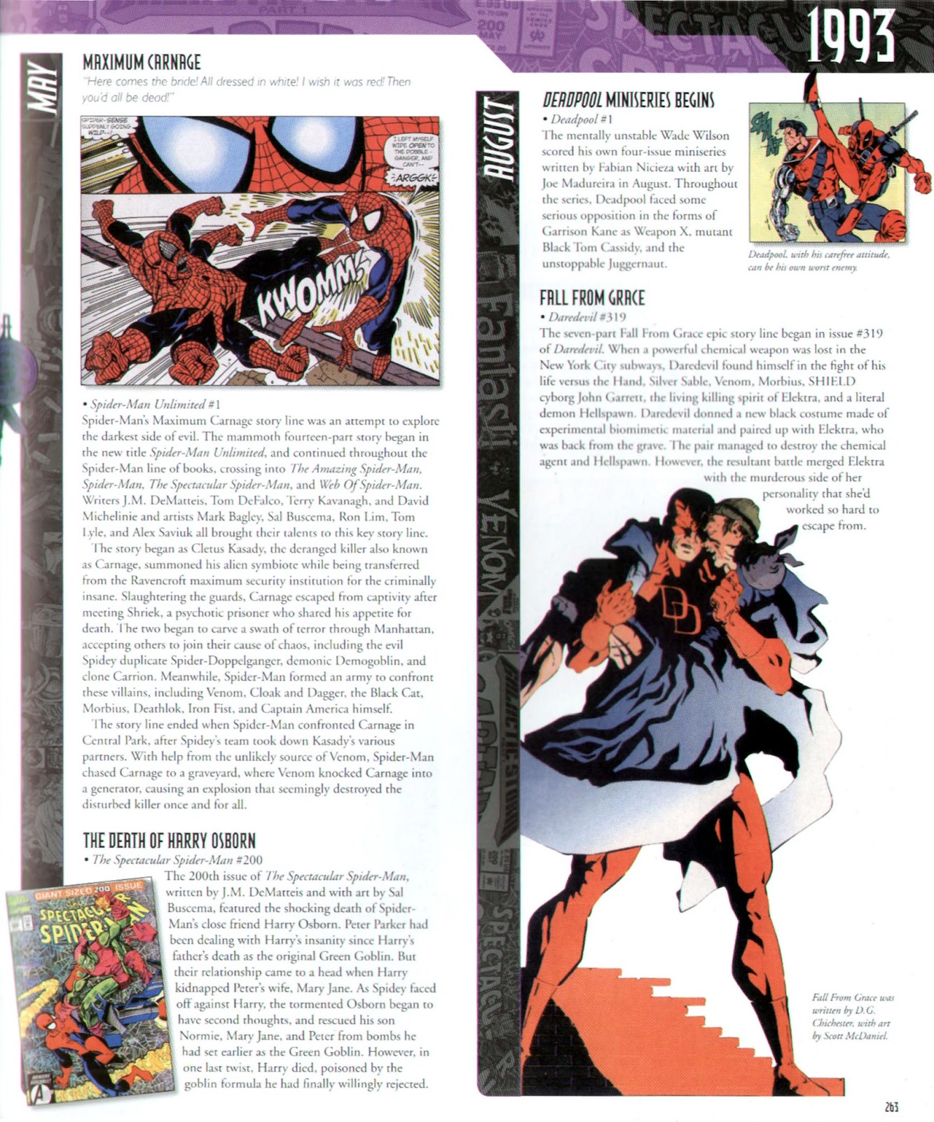 Read online Marvel Chronicle comic -  Issue # TPB (Part 3) - 52