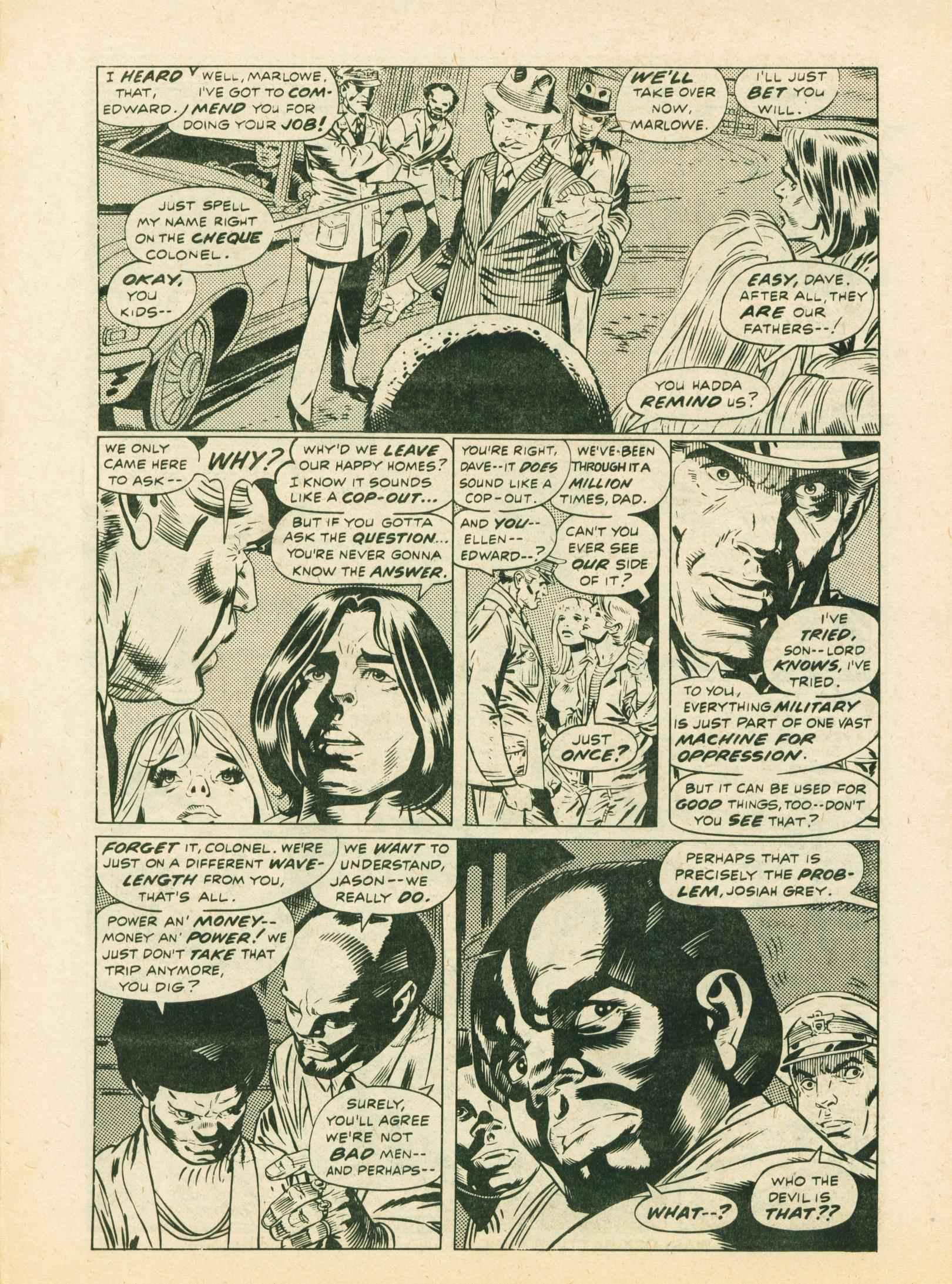 Read online Future Tense comic -  Issue #7 - 29